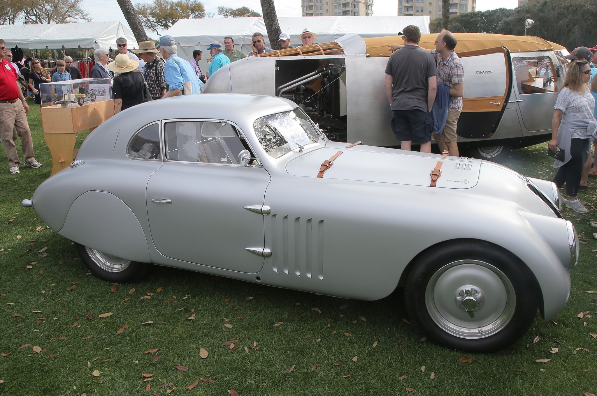 The 10 Coolest Cars at the 2015 Amelia Island Concours