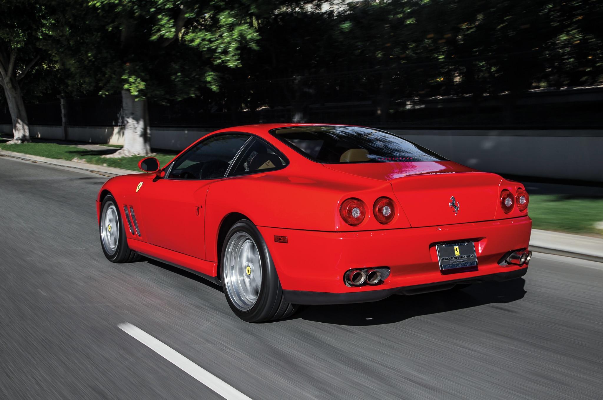 Collectible Clic: 1997-2002 Ferrari 550 Maranello