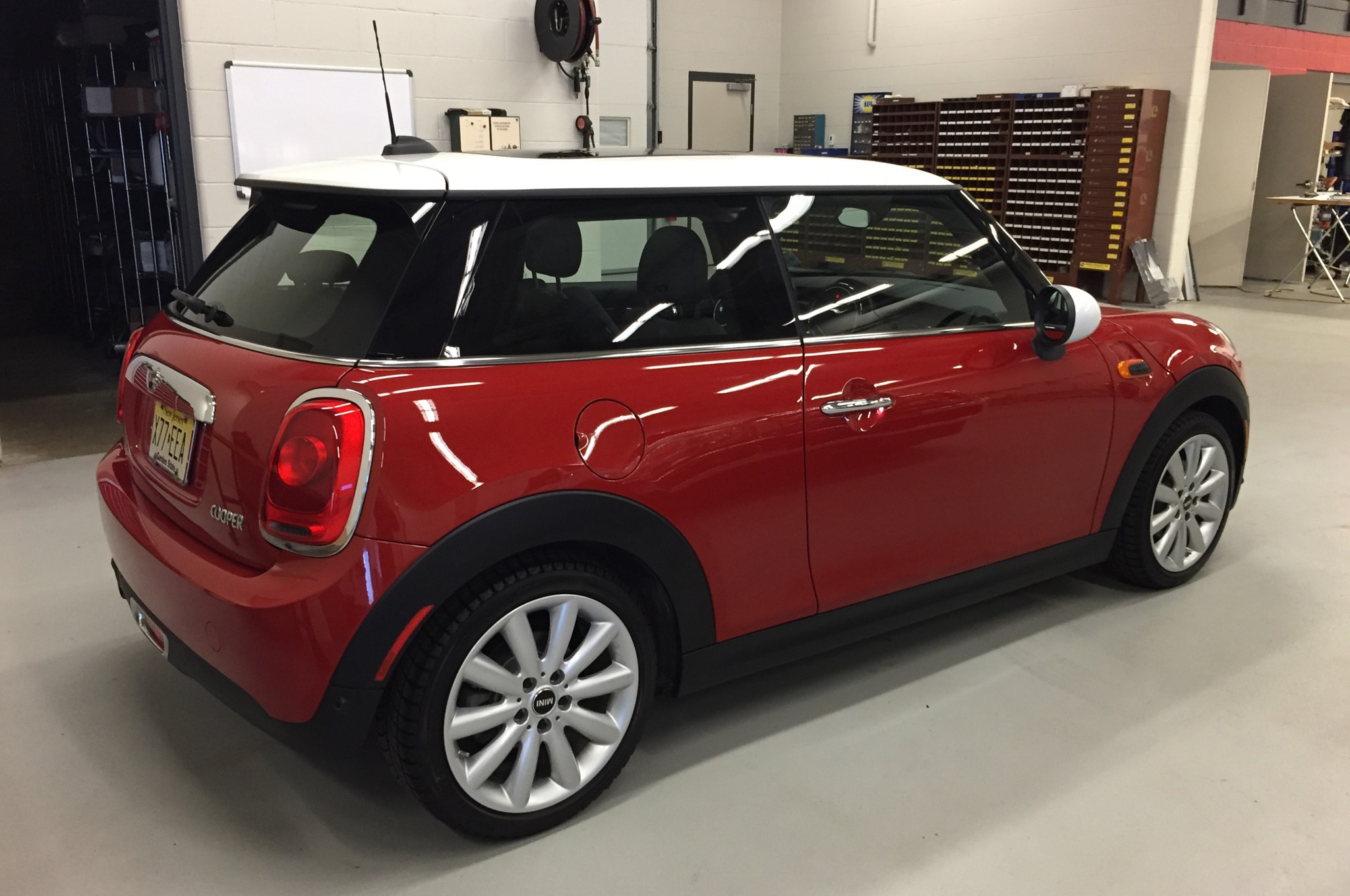 Tesla Update >> 2014 Mini Cooper - Do Big Wheels Ruin the Mini?