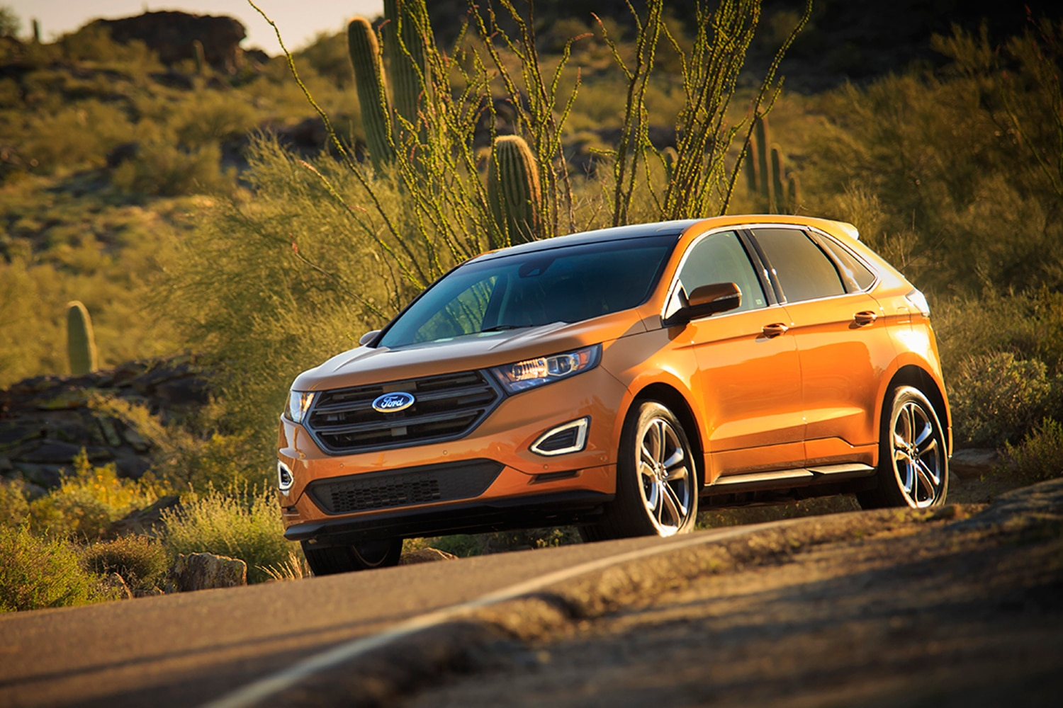 The Edge Has Been Added To One Fords European Lineup No Doubt With A Manual Option But Then Europe Will Get Asel Option As Well