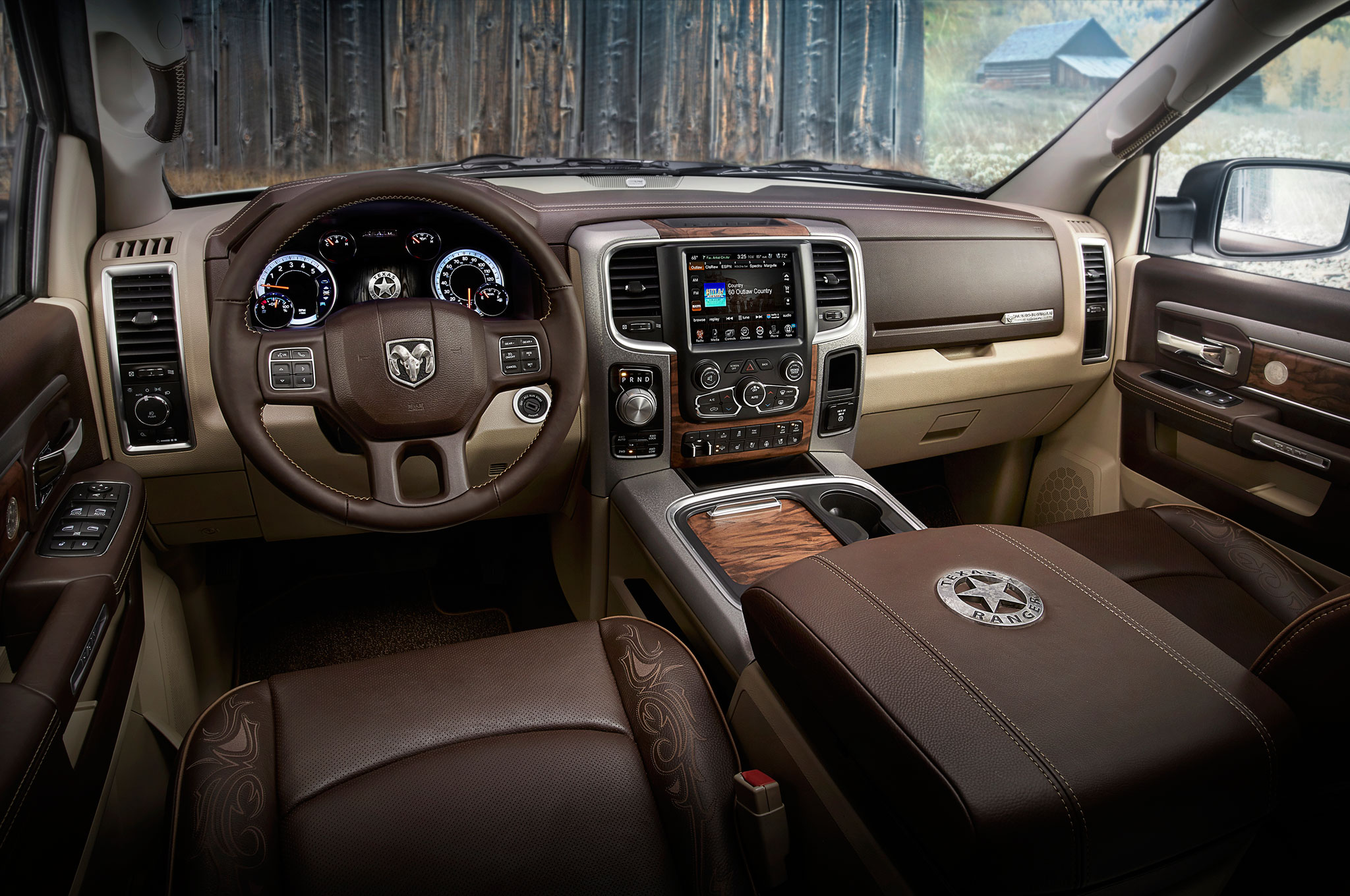 Ram 1500 Texas Ranger Concept Truck Revealed in Dallas