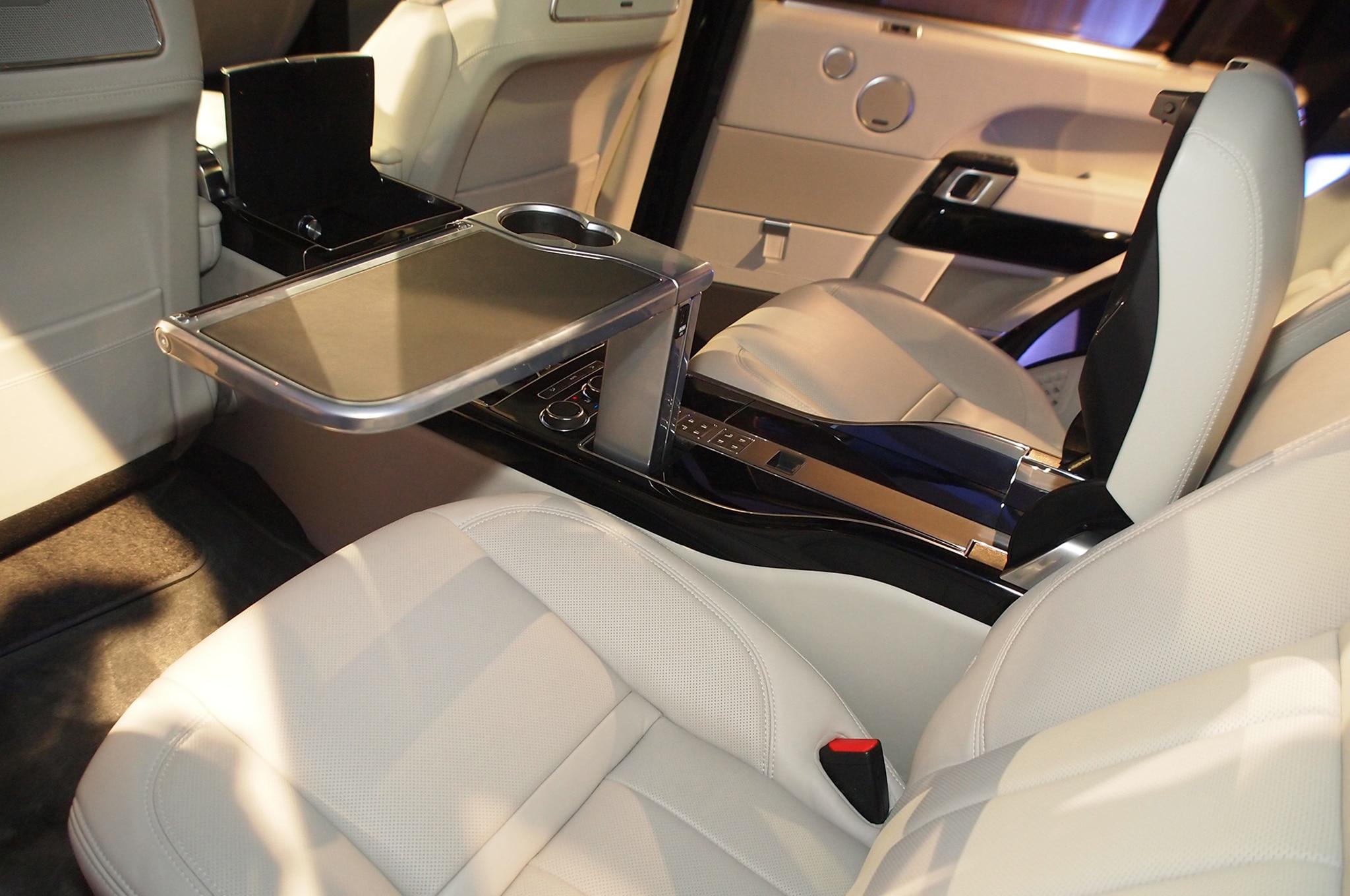 2016 Land Rover Range Rover SVAutobiography Cracks the $200,000 Mark