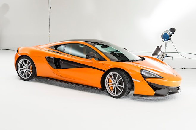 2016 McLaren 570S Front Three Quarter1