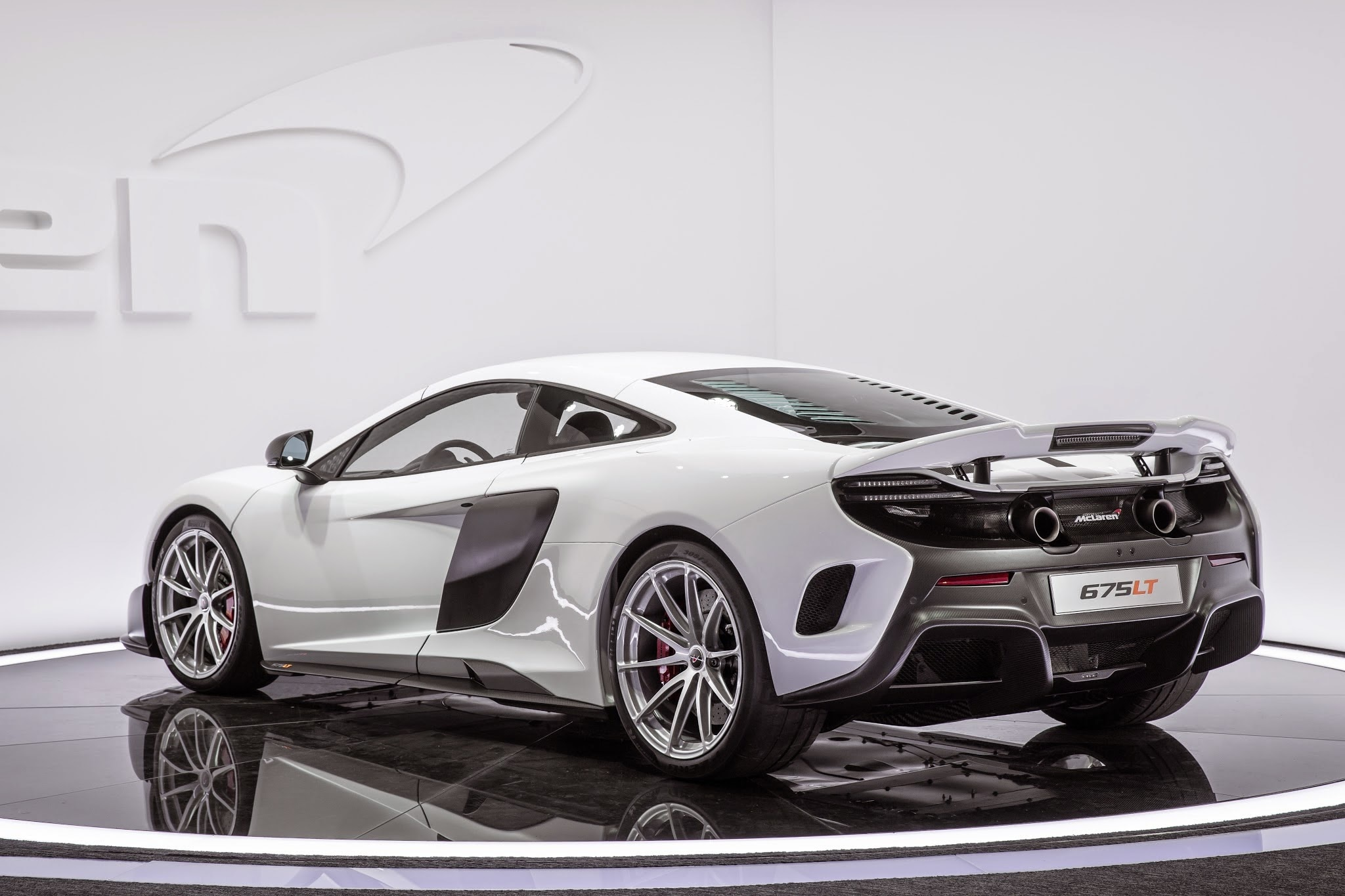 mclaren 675lt production will be limited to 500 units