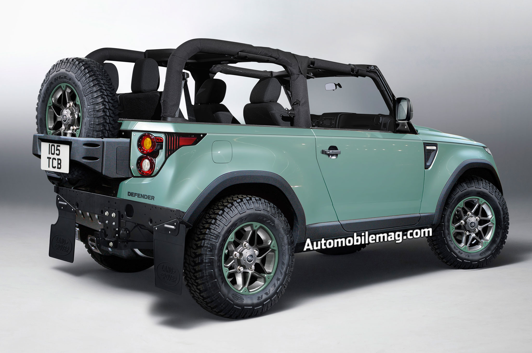 Deep Dive All New 2019 Land Rover Defender An Icon