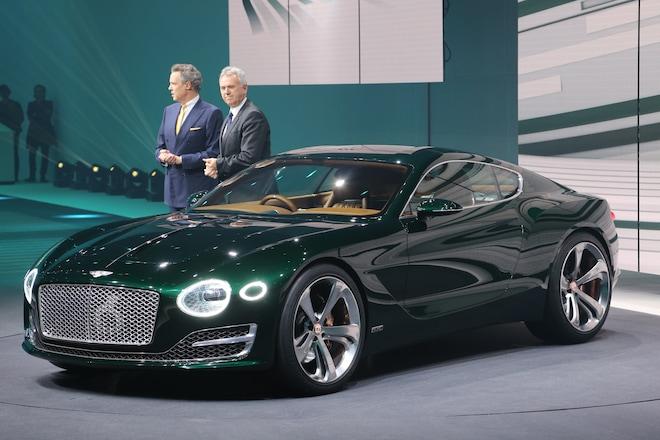Bentley Exp 10 Speed 6 Concept Makes Surprise Debut In Geneva
