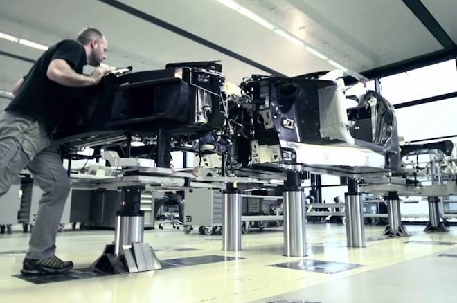 Bugatti Veyron La Finale Video Screencap