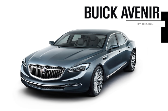 By Design Buick Avenir May 2015 LEAD