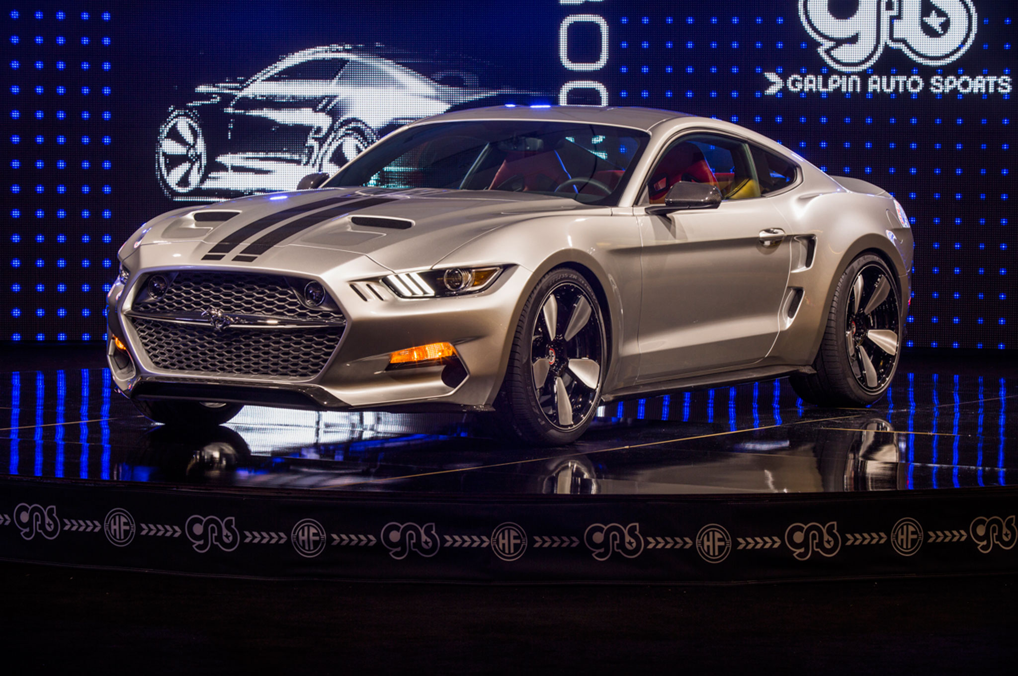 Ford Mustang Based Fisker Galpin Rocket Heading To Limited