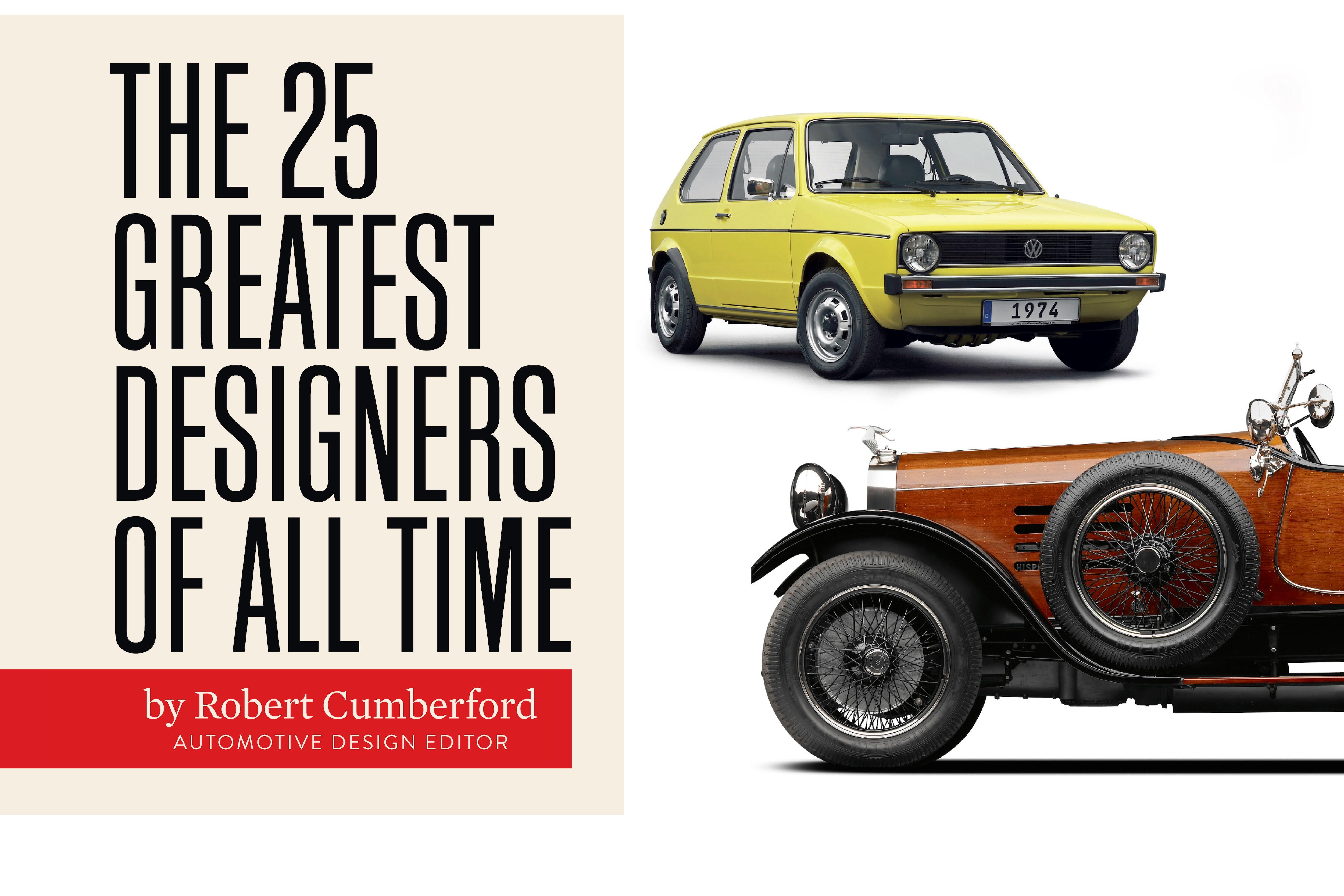 Greatest Designers Lead