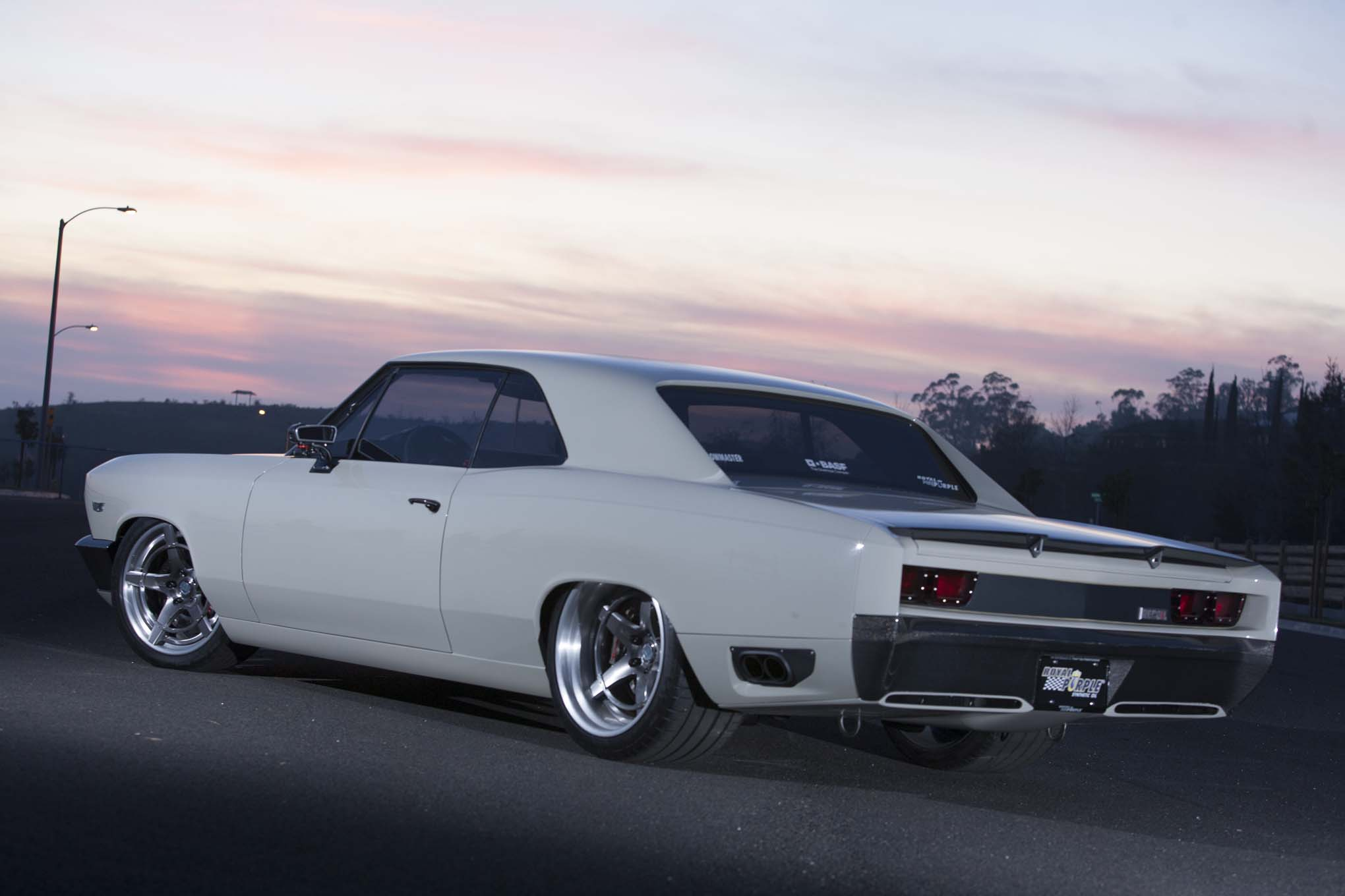 Ringbrothers Recoil Chevelle Is 1 000 Hp Custom Masterpiece