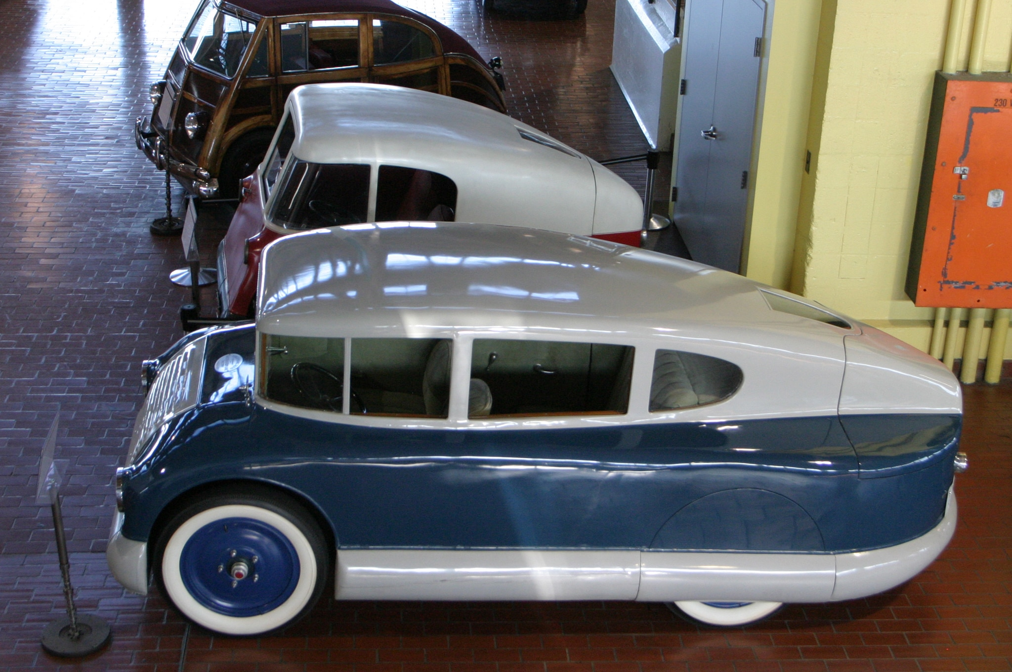 The 10 Nuttiest Vehicles At The Lane Motor Museum