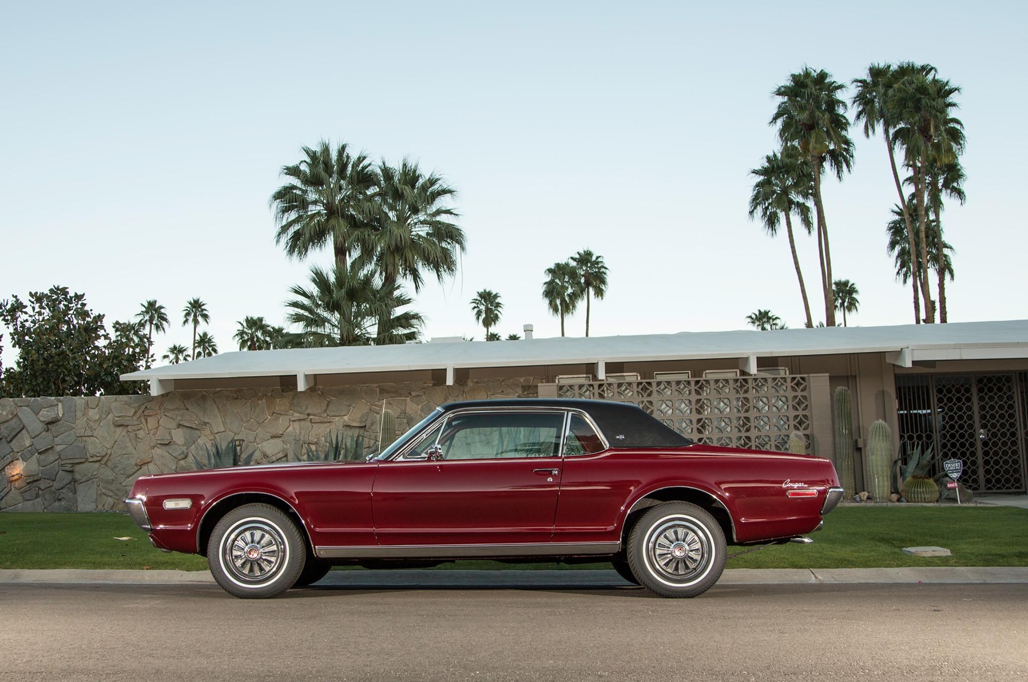 2015 Mercury Cougar >> Collectible Classic: 1967-1968 Mercury Cougar XR-7