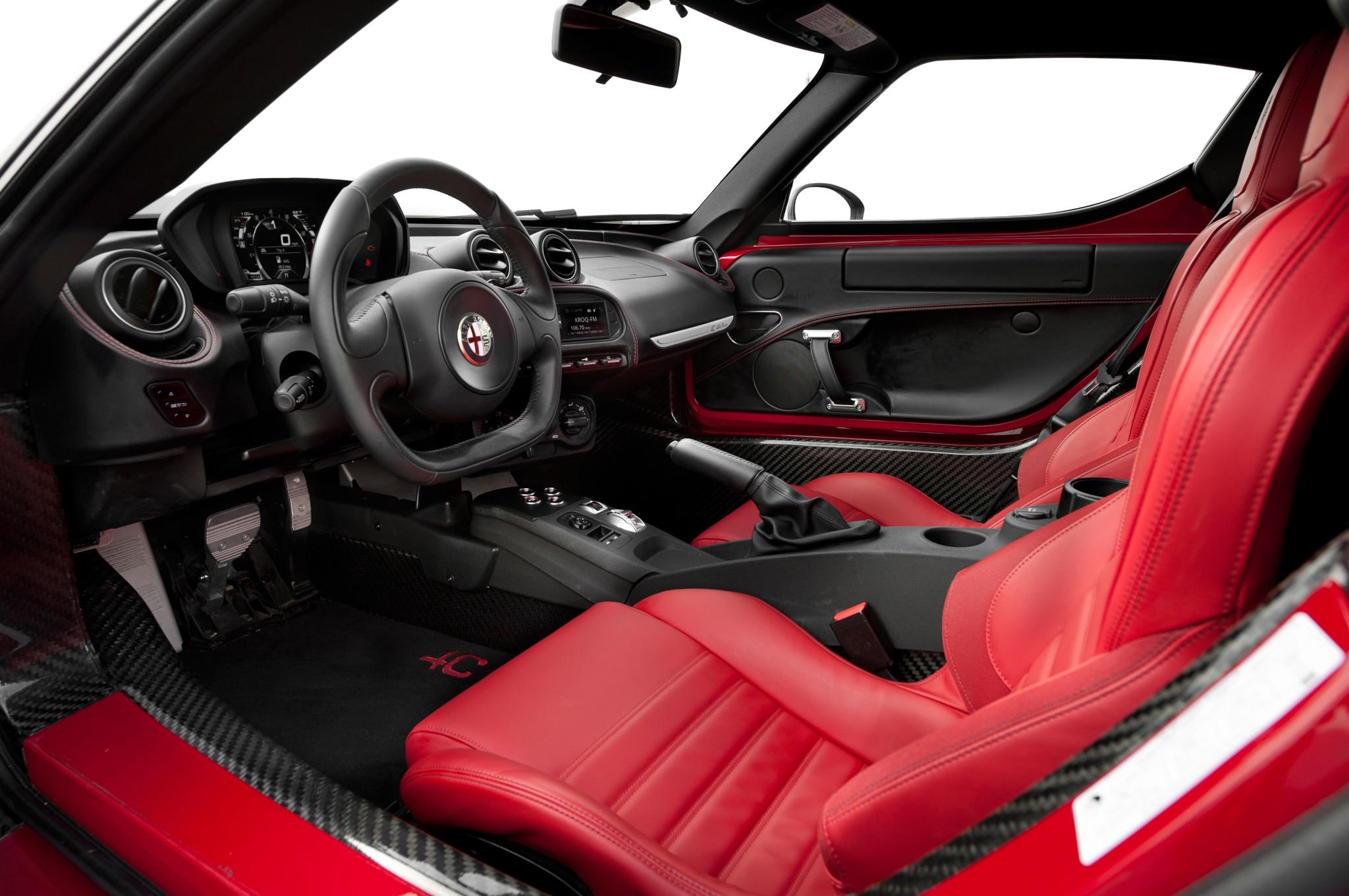 Alfa Romeo C Cockpit on Alfa Romeo Spider Transmission Mount