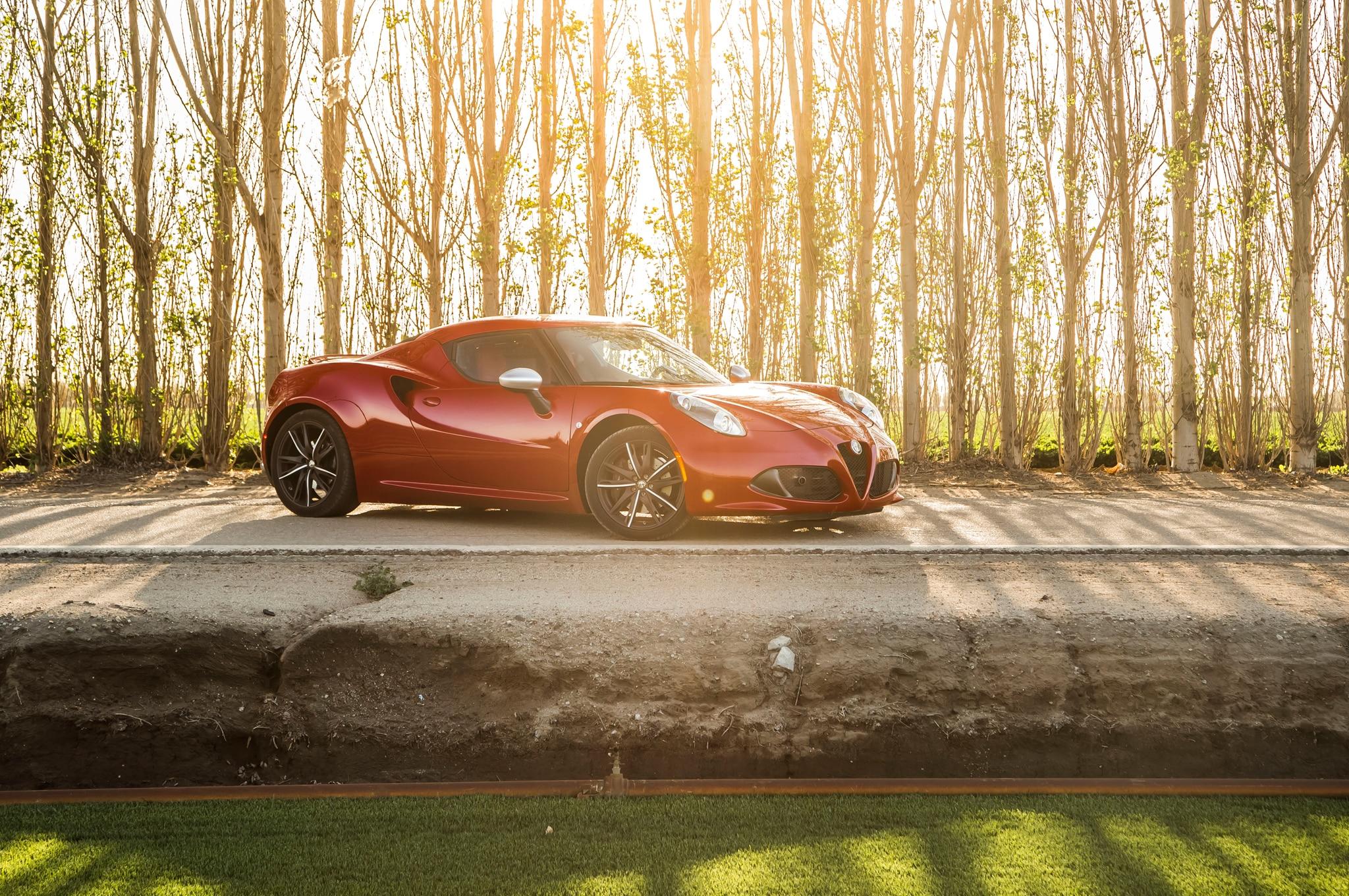 Alfa Romeo 4c Quarter Mile >> 2015 Alfa Romeo 4C Coupe and Alfa Romeo 4C Spider – Four Seasons Wrap-Up | Automobile Magazine