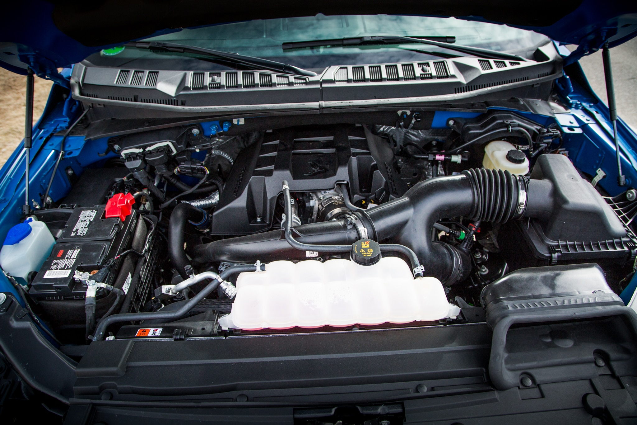 2015 Ford F-150 XLT Supercab 4x4 2.7-liter EcoBoost Review