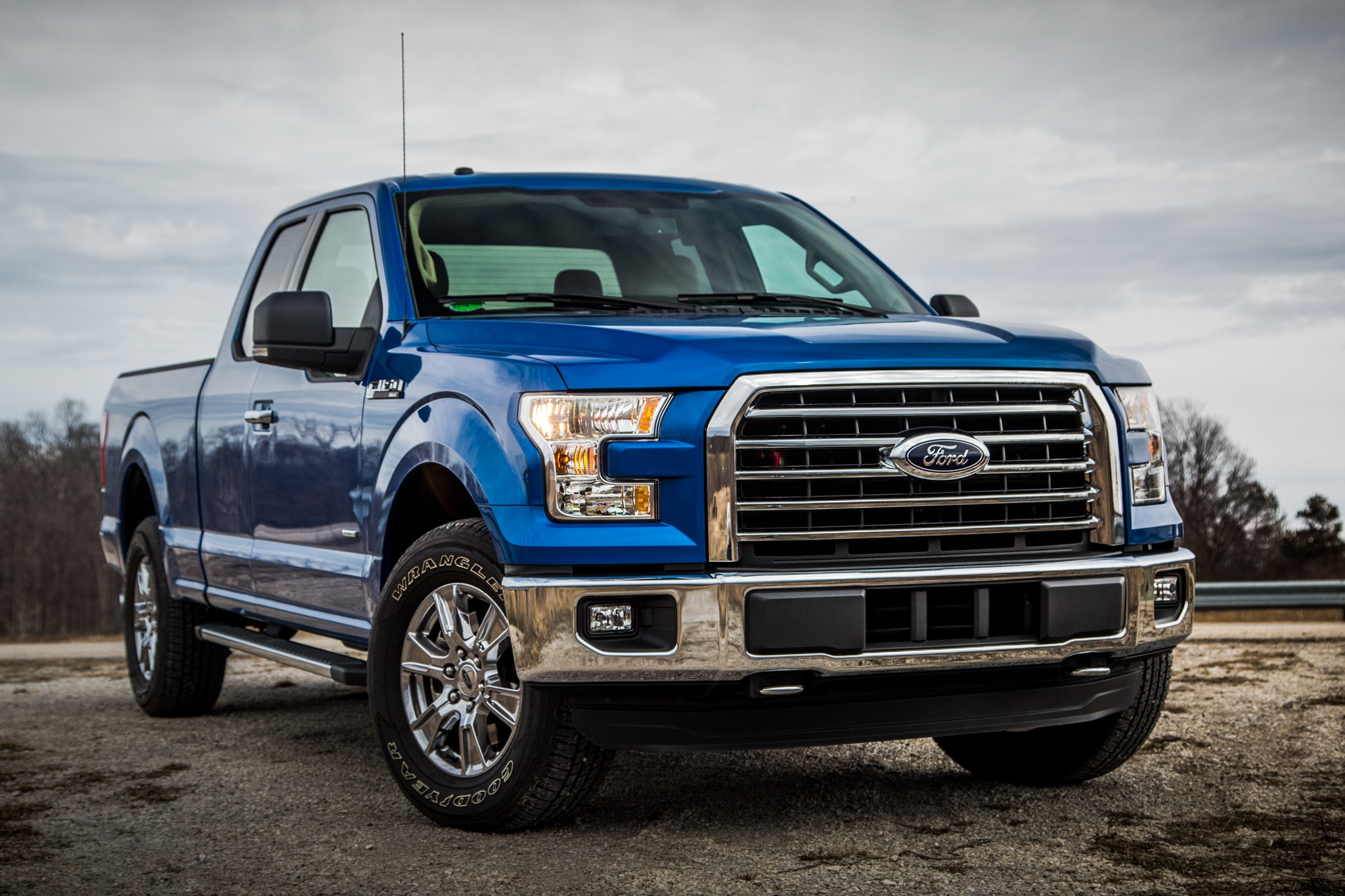 2015 Ford F-150 XLT Supercab 4x4 2 7-liter EcoBoost Review