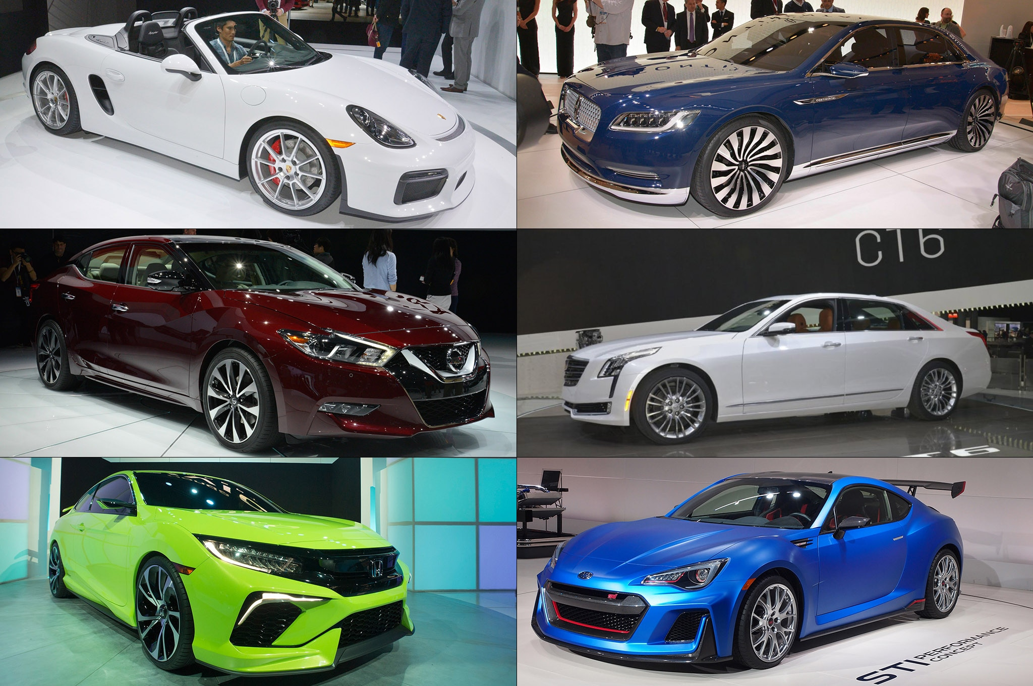2015 New York Auto Show Hits Misses Revelations