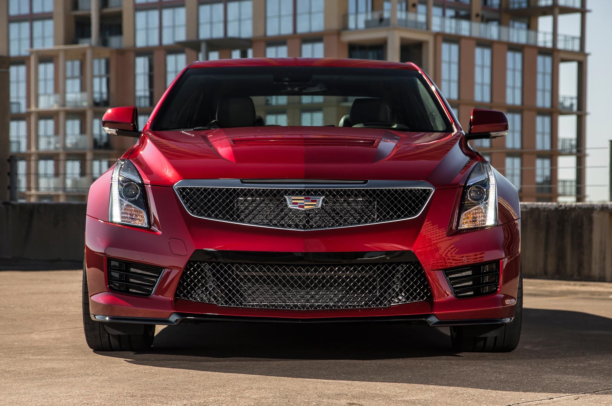 Cadillac Ats V Front End