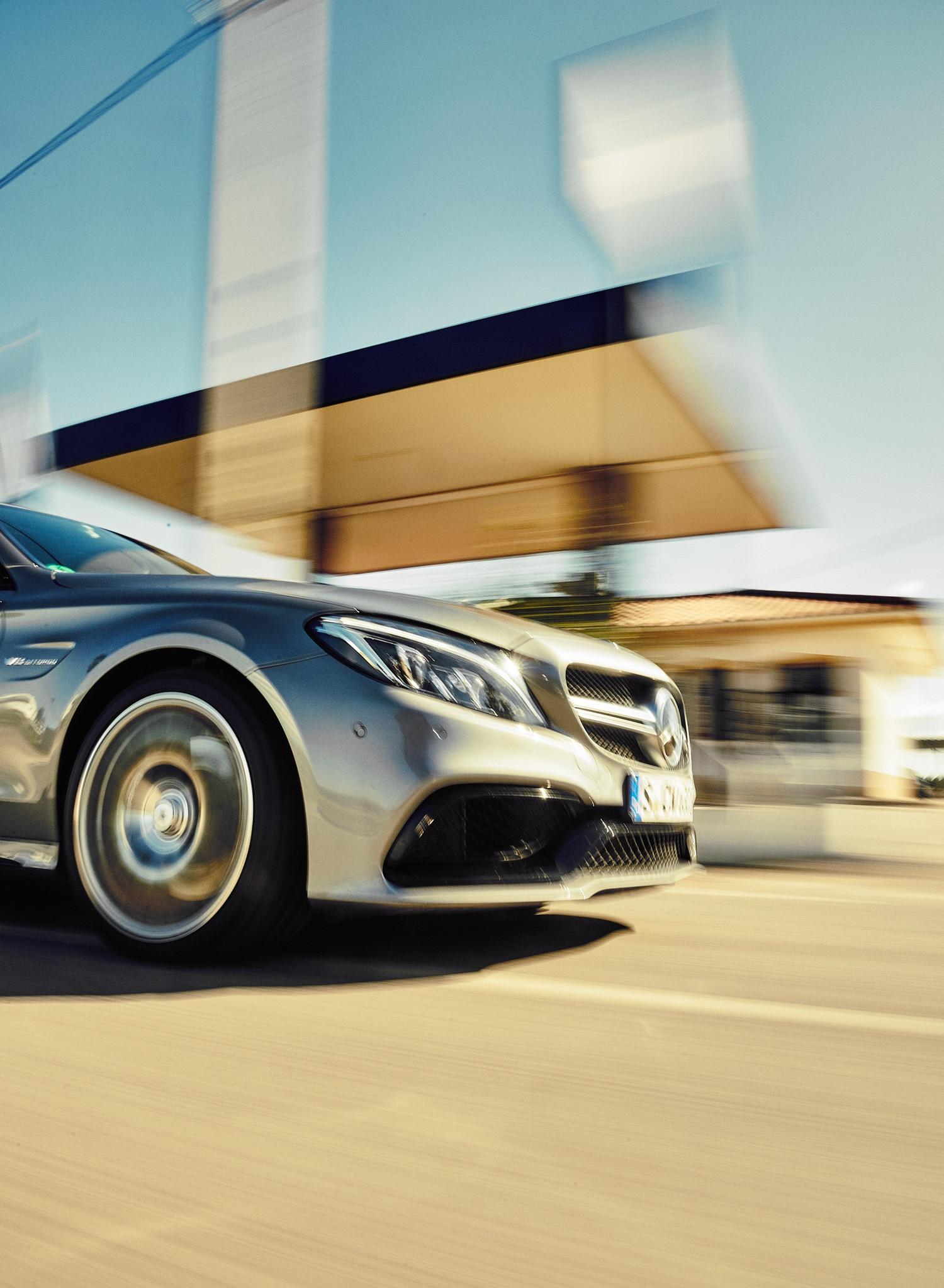 Personality Clash: 2015 Mercedes-AMG C63 vs  2015 BMW M3