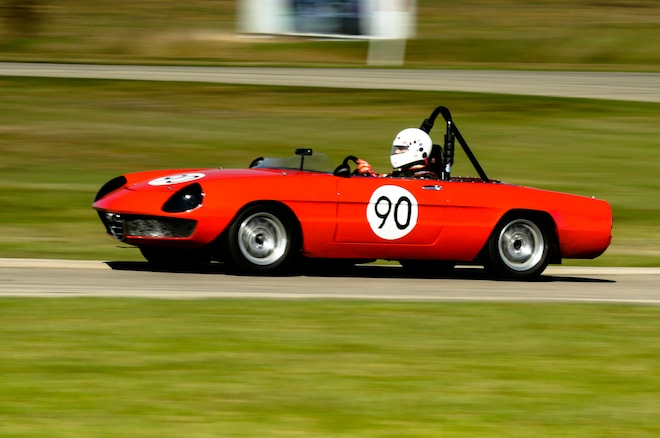 Alfa Romeo Spider Gingerman 2