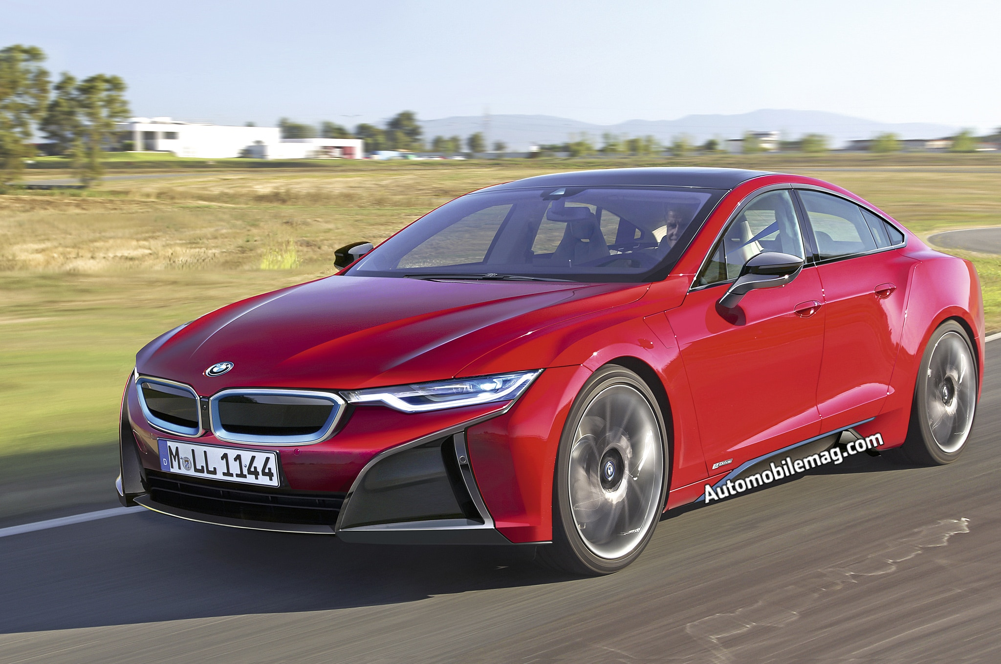Deep Dive The Bmw I5