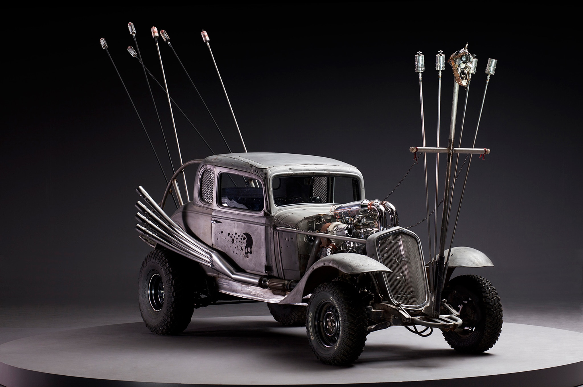 """""""Mad Max: Fury Road"""" Makes a Play for the Greatest Car ..."""