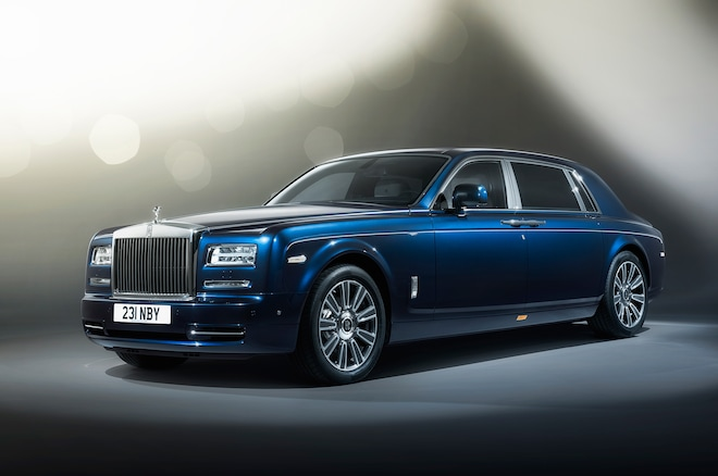rolls-royce phantom limelight caters to ultra-wealthy socialites