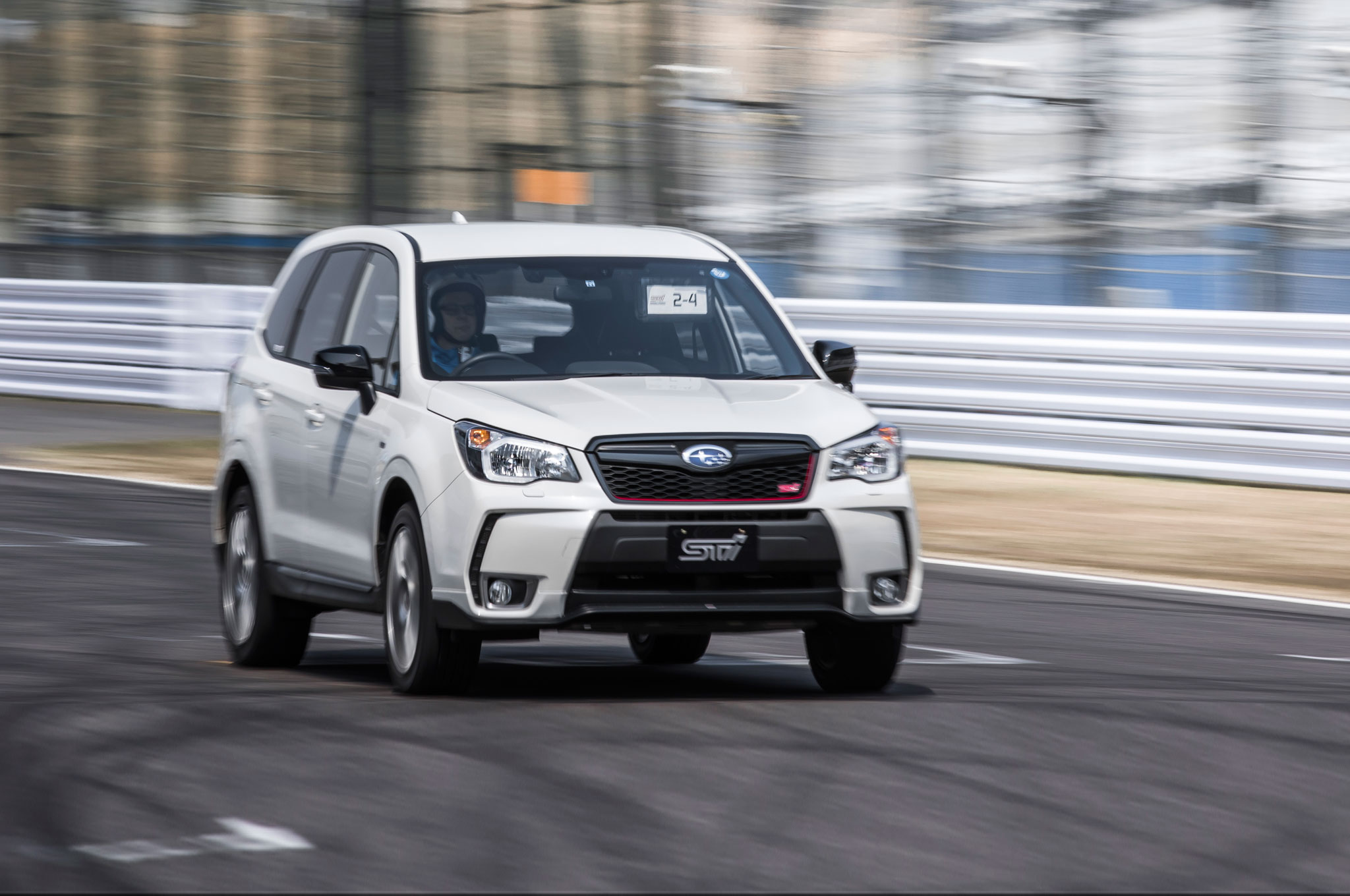 Forester Ts Sti >> 2015 Subaru Forester Ts Tuned By Sti Review