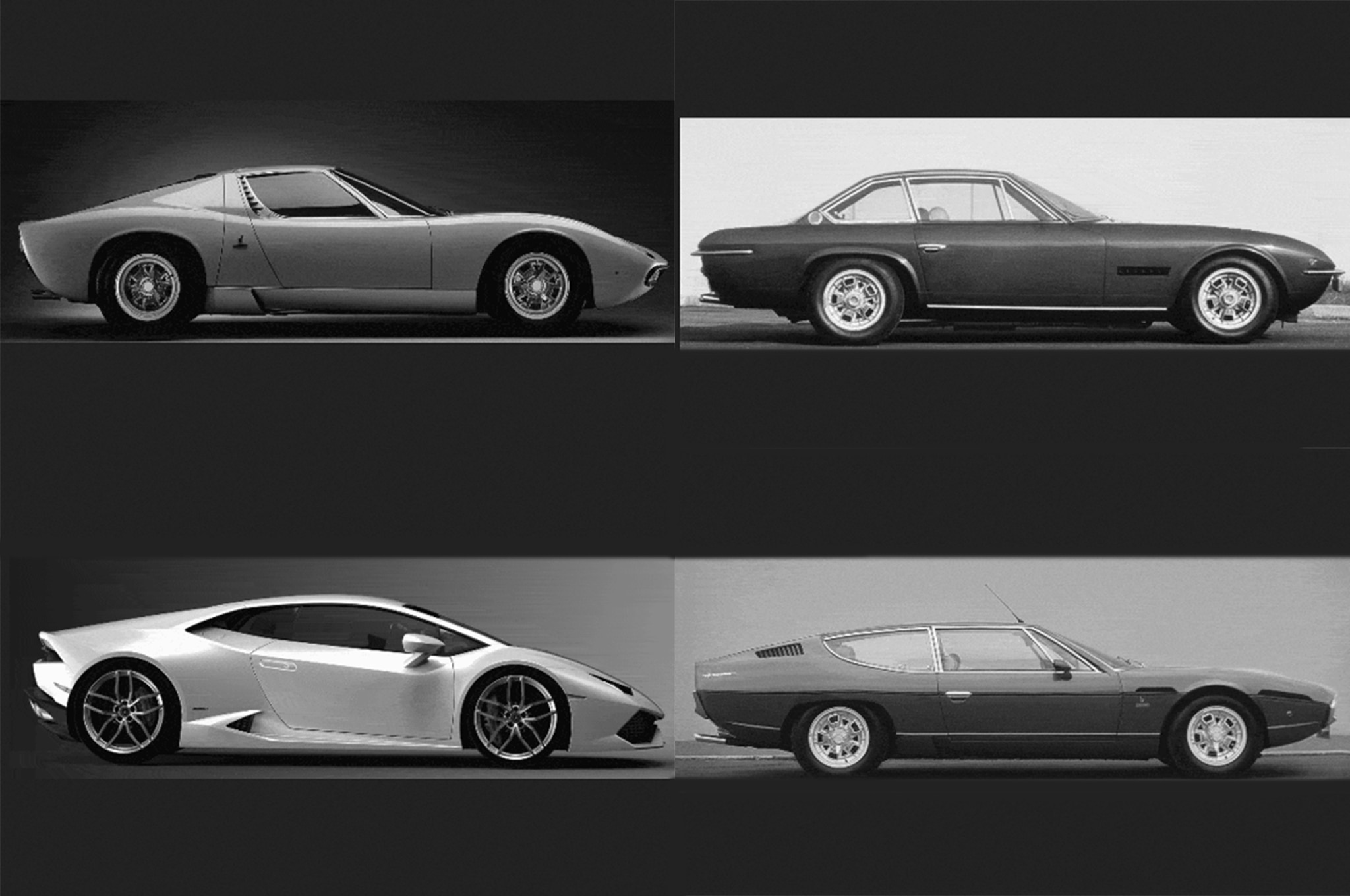 Watch Lamborghini S History Unfold In This Awesome Gif
