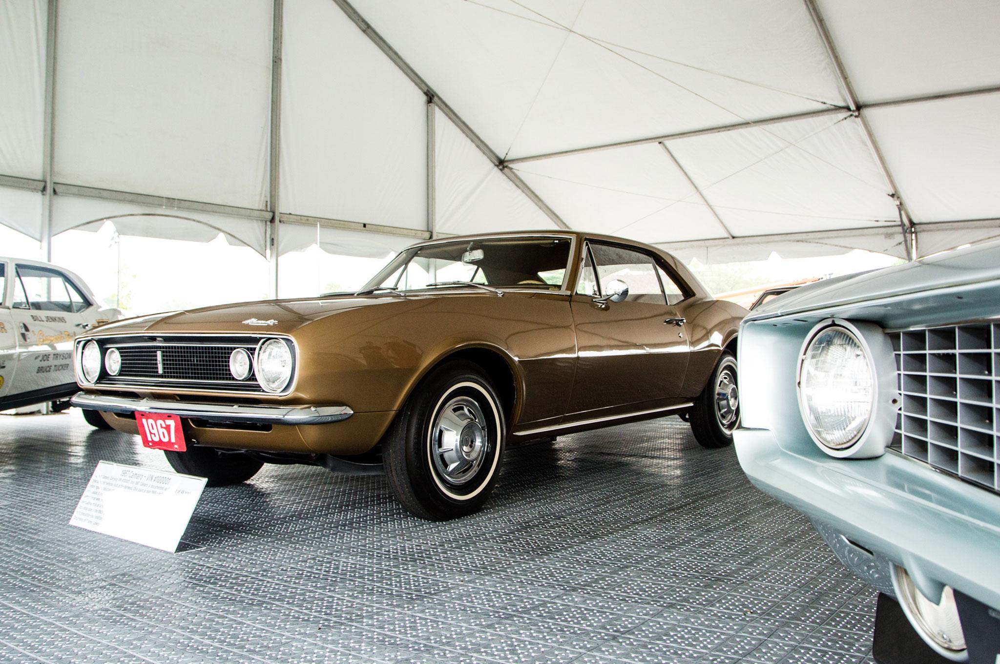 1967 Chevrolet Camaro VIN 1000001 1