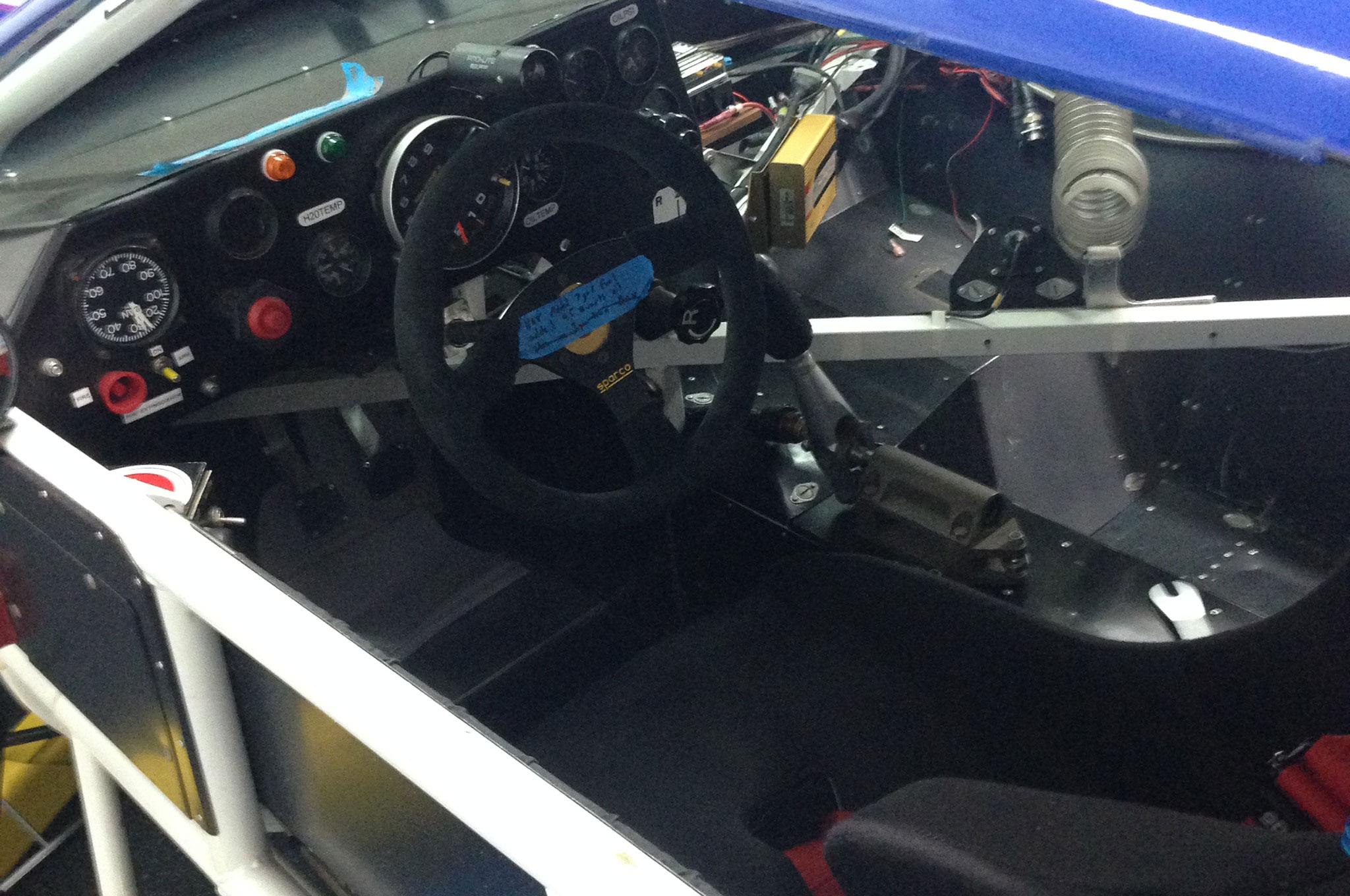 1979 Datsun 280 ZX AAGT Interior