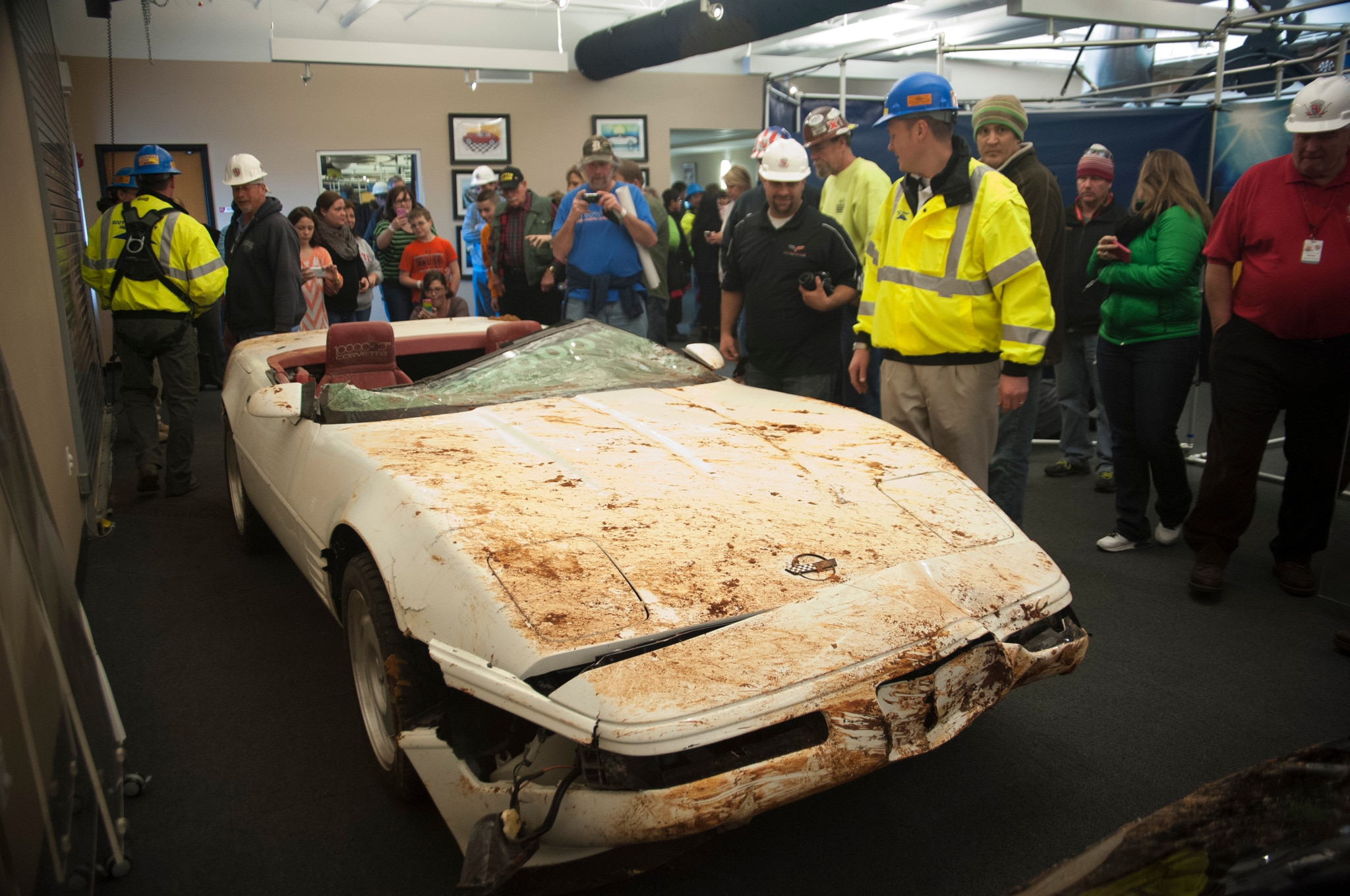 National Corvette Museum >> National Corvette Museum Plans To Re Create Sinkhole