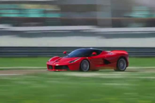 2015 Ferrari LaFerrari On Ignition 1