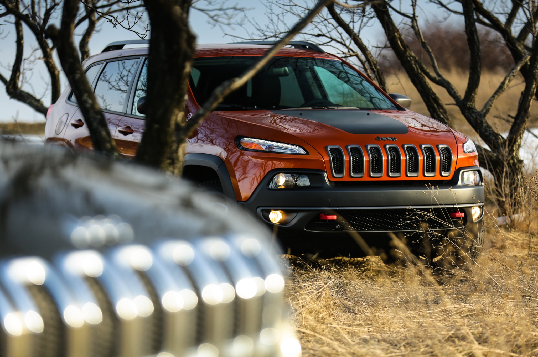 2015 Jeep Cherokee Trailhawk And 2014 Jeep Cherokee Limited 021
