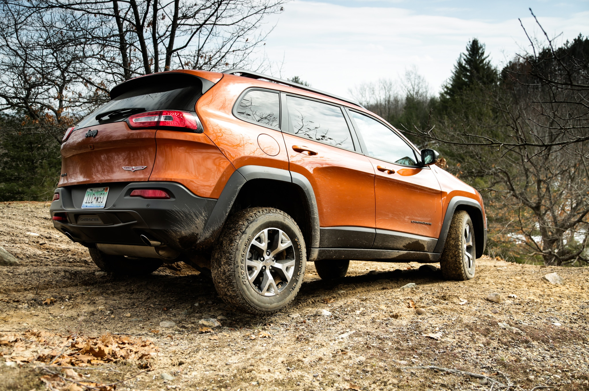 Used Jeep Cherokee Trailhawk >> 2014 Jeep Cherokee Limited - Blazing a Trail for our ...