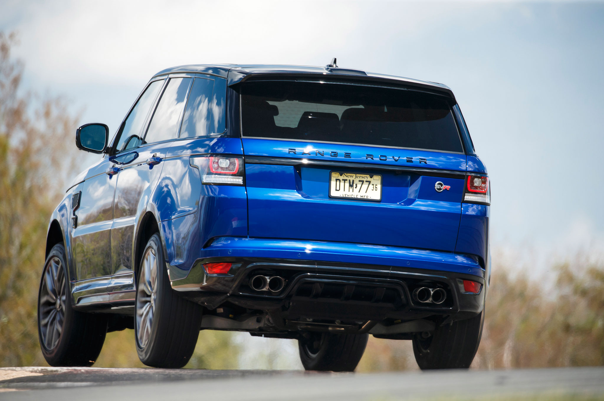 2015 Land Rover Range Sport Svr Review Automobile Magazine P 38 Engine Diagrams Show More