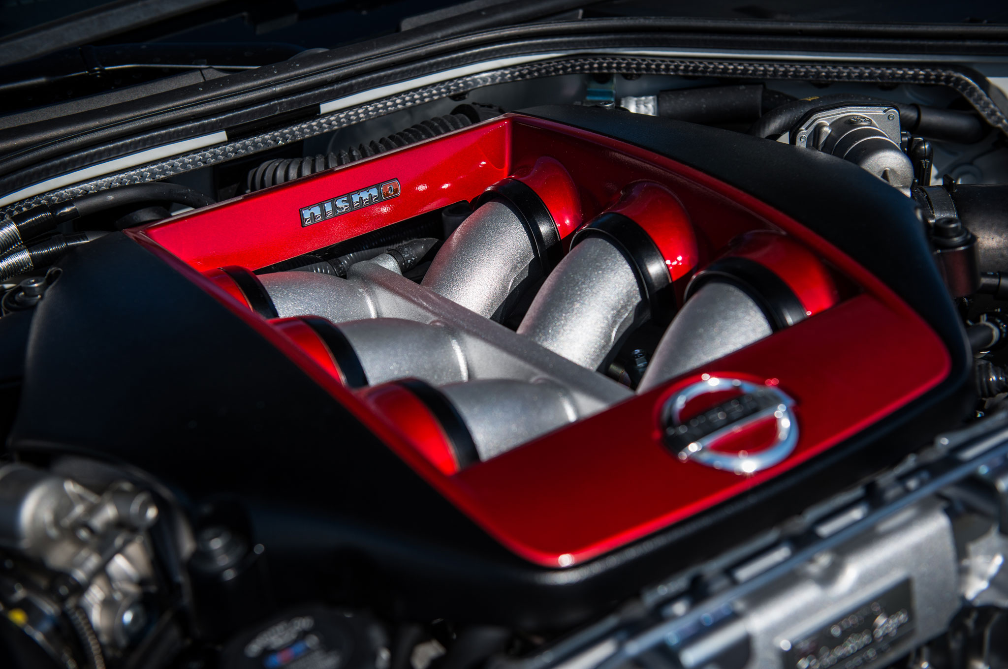 2015 nissan gtr engine