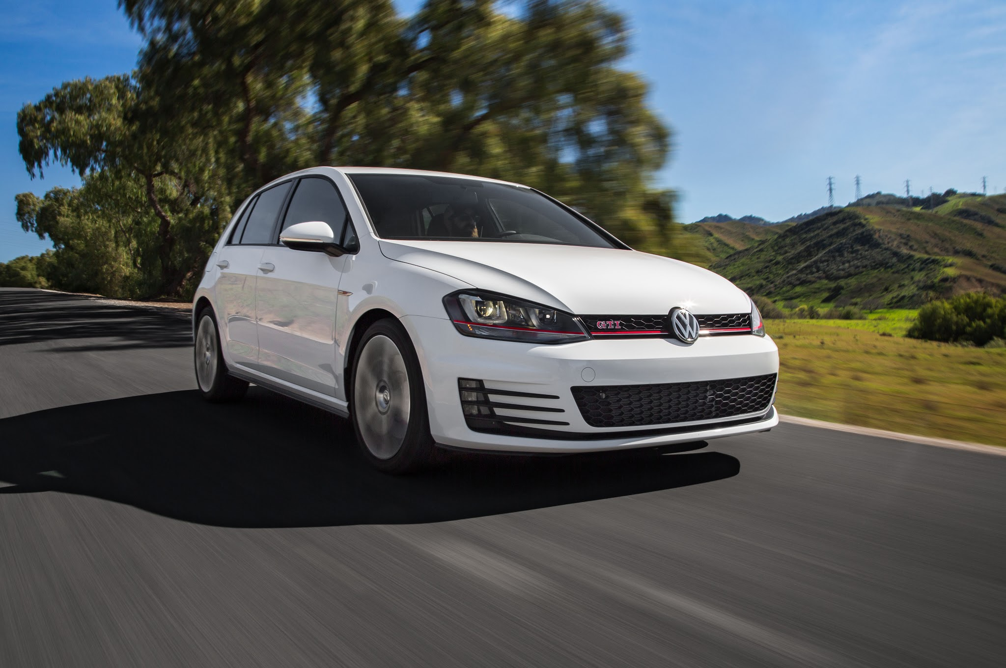 2015 Volkswagen Golf GTI Manual or DSG