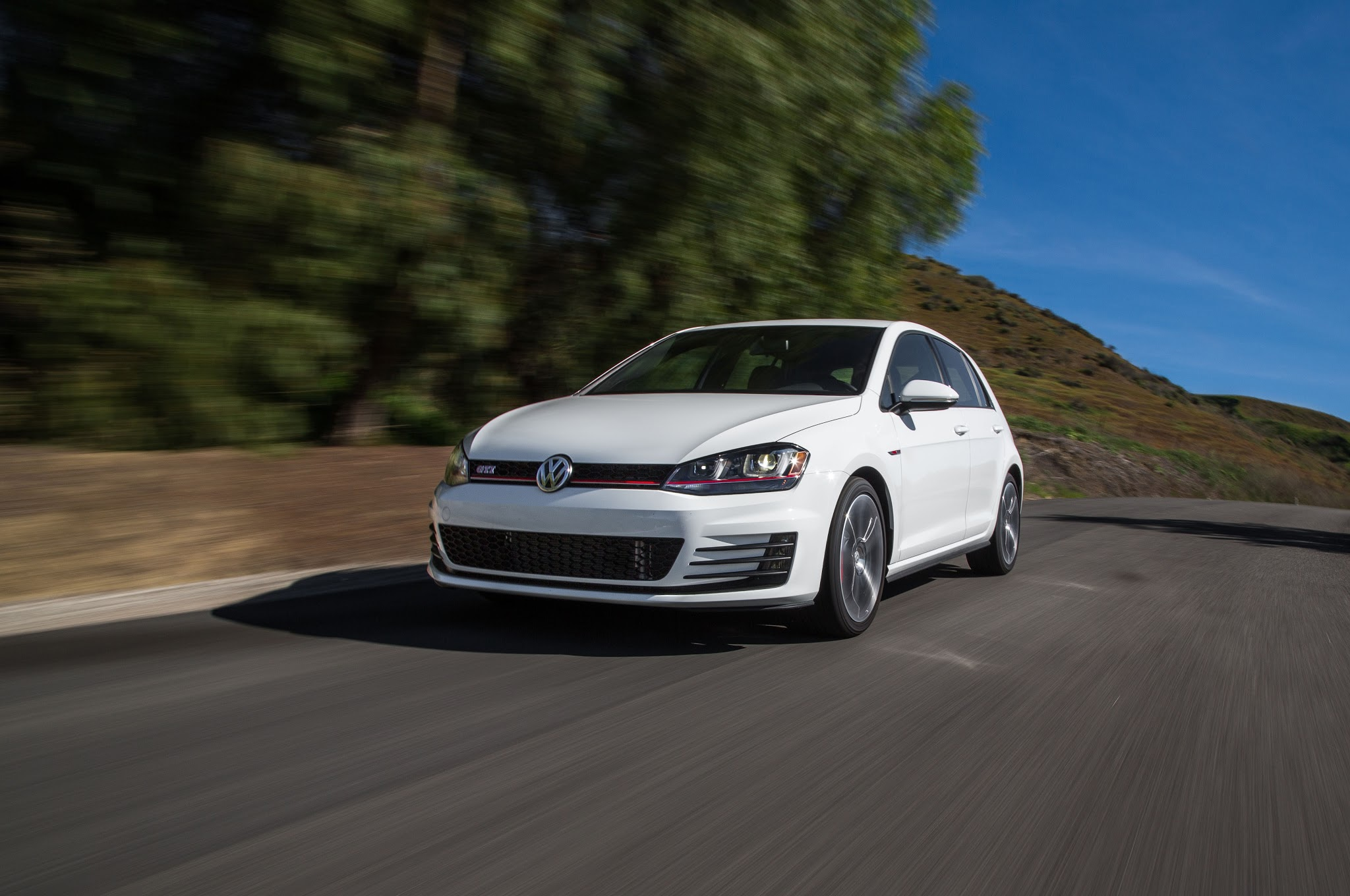 2015 Volkswagen Golf GTI Manual or DSG