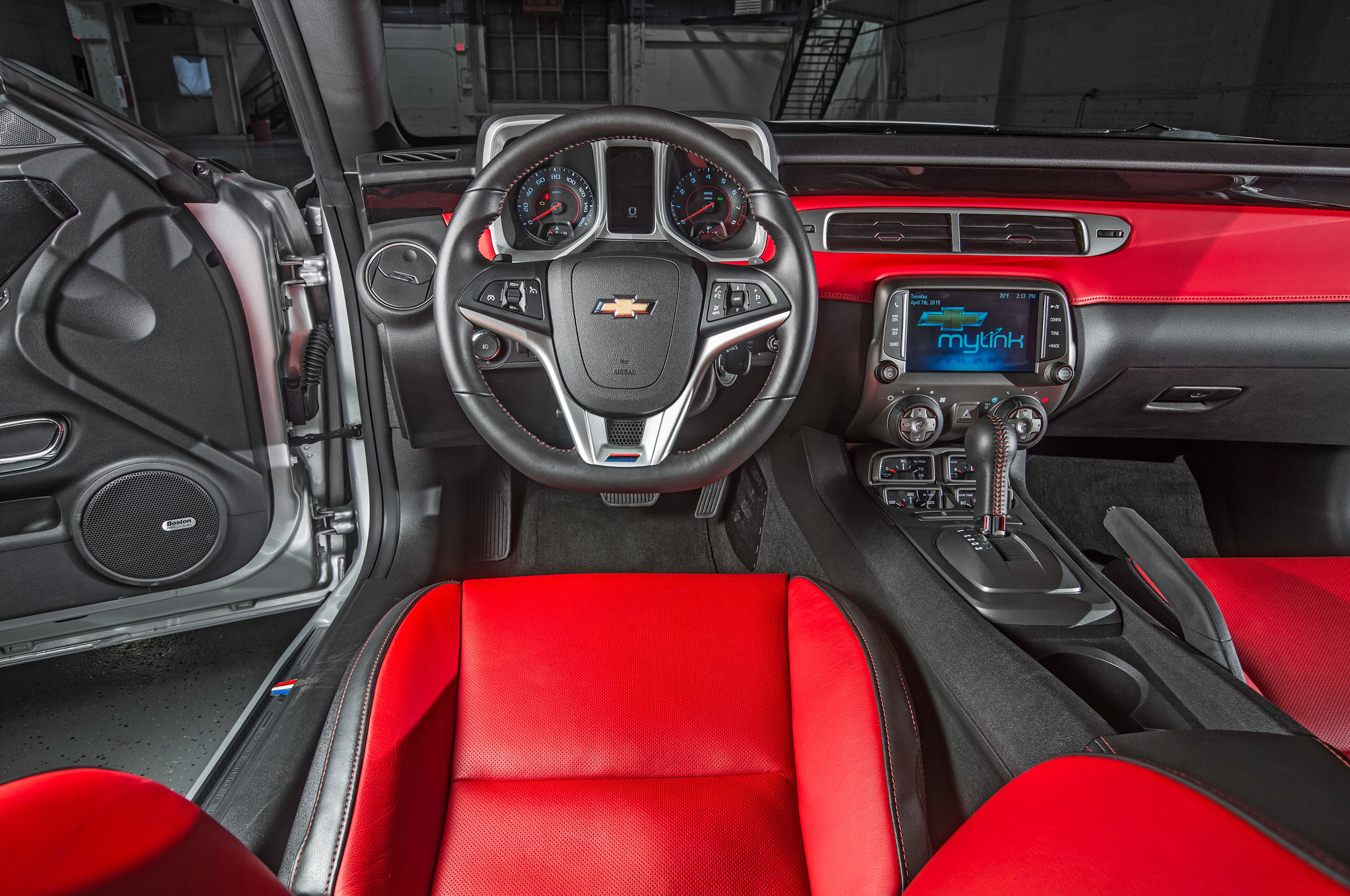 2016 Chevrolet Camaro Revealed Inside The New Sixth Gen