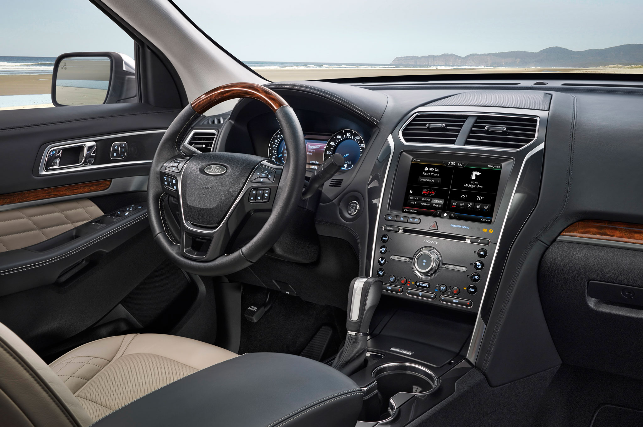 An suv is what it does not what it looks like what the 2016 explorer