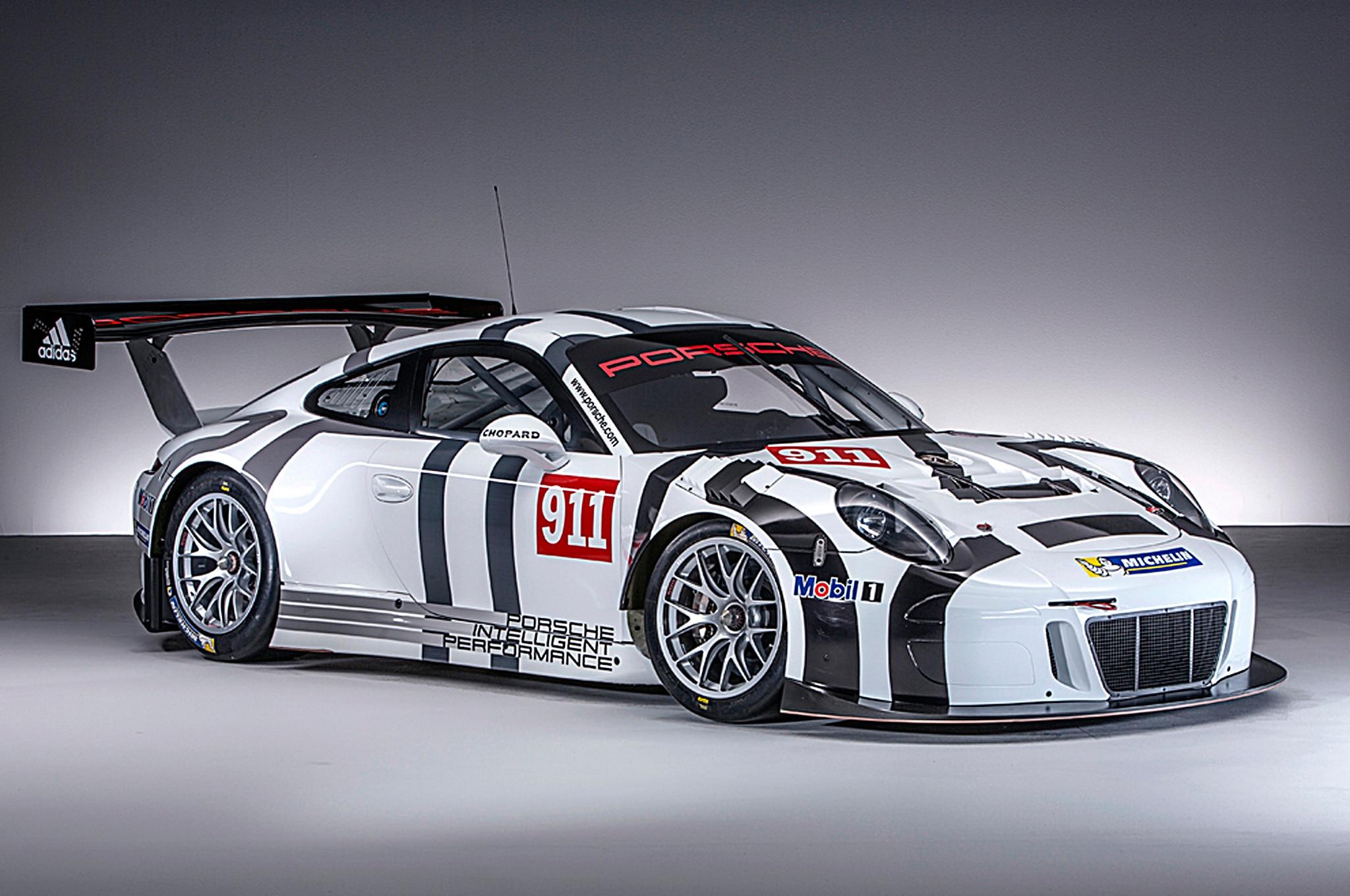Porsche 911 GT3 R Front Three Quarter1