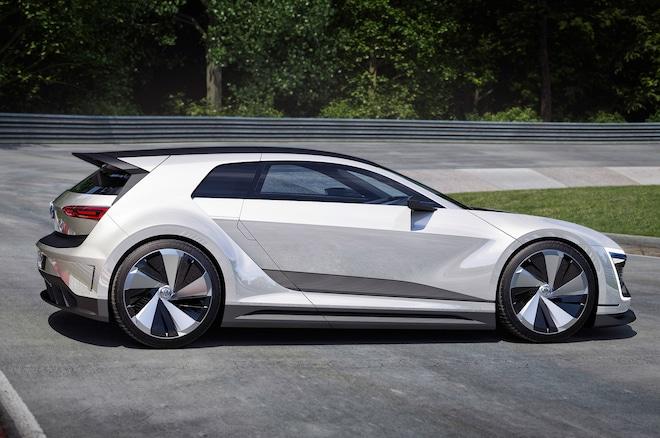 Volkswagen Golf GTE Sport Concept Profile 2
