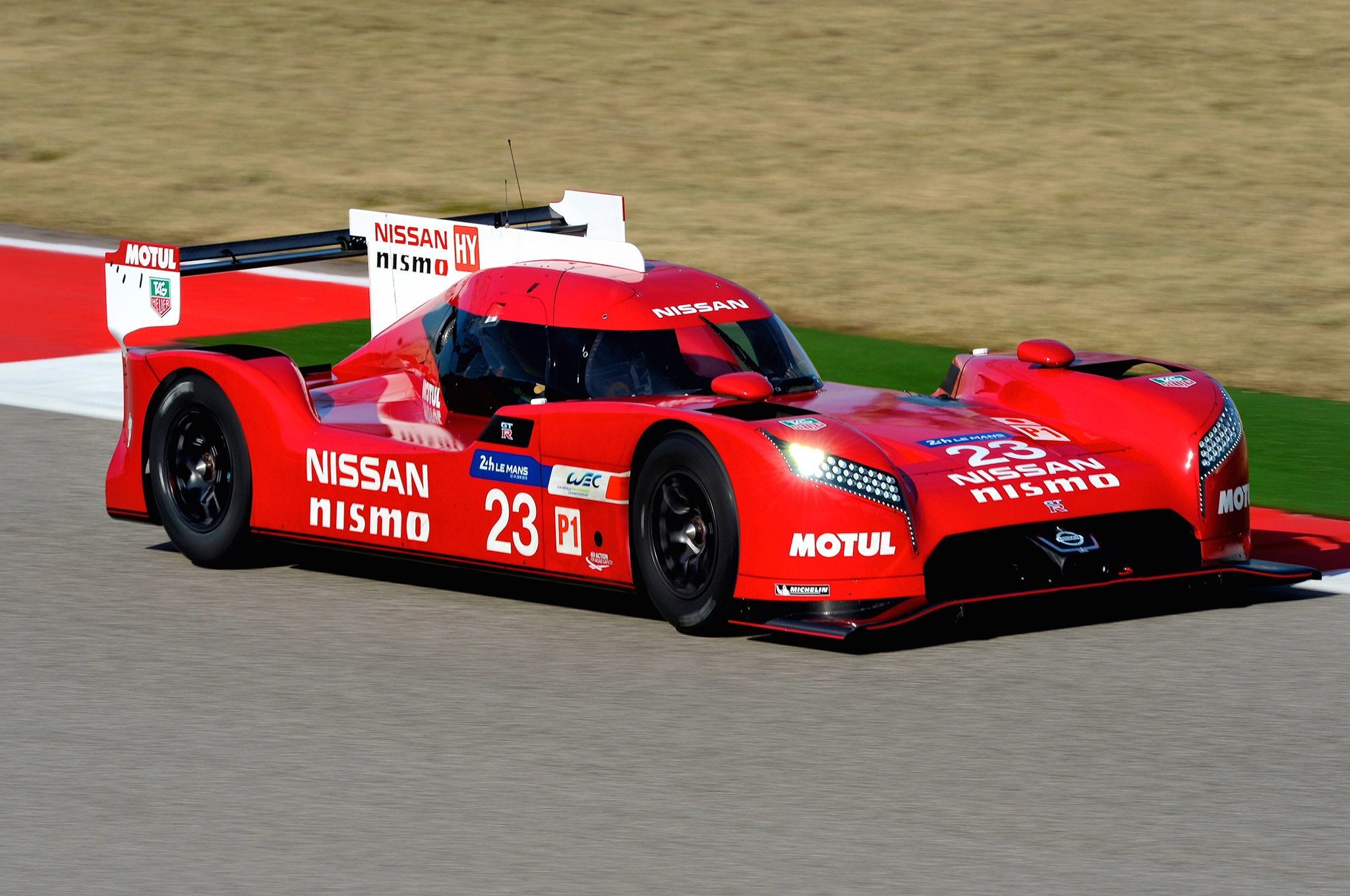 Nissan Gt R Lm Nismo Front Three Quarters2