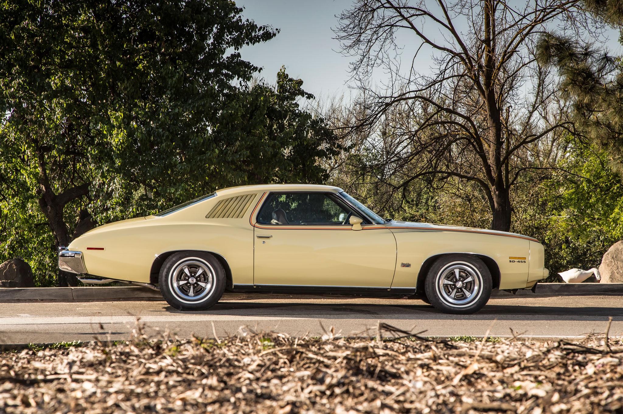 Nada Classic Car Value >> Collectible Classic: 1973-1975 Pontiac Grand Am