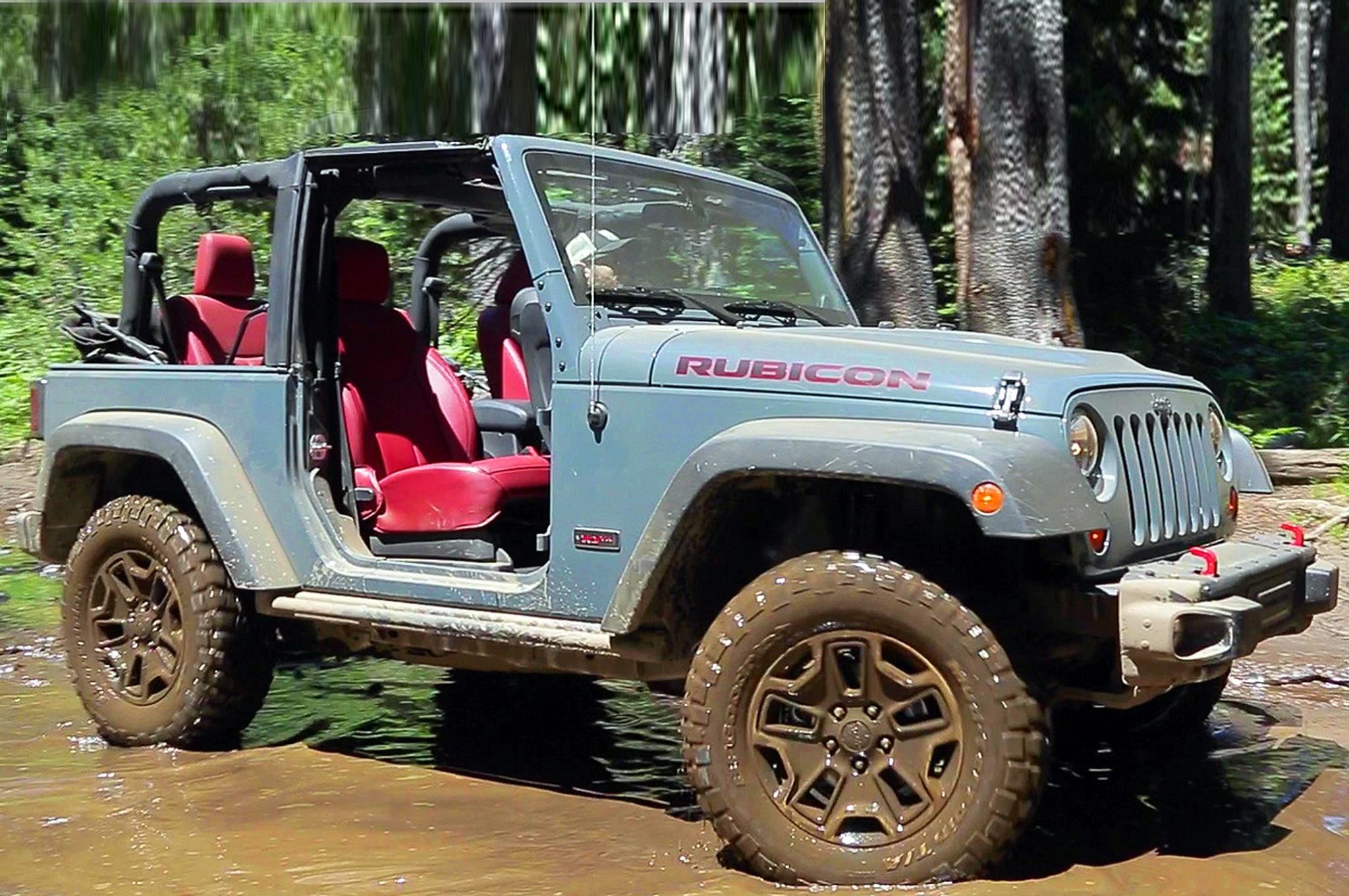 FCA Recalls 500,000 Jeep Wranglers for AIrbag Deployment Error