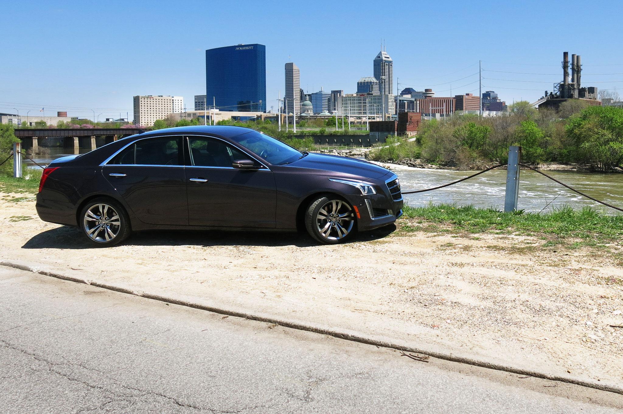 2014 Cadillac CTS Vsport 05