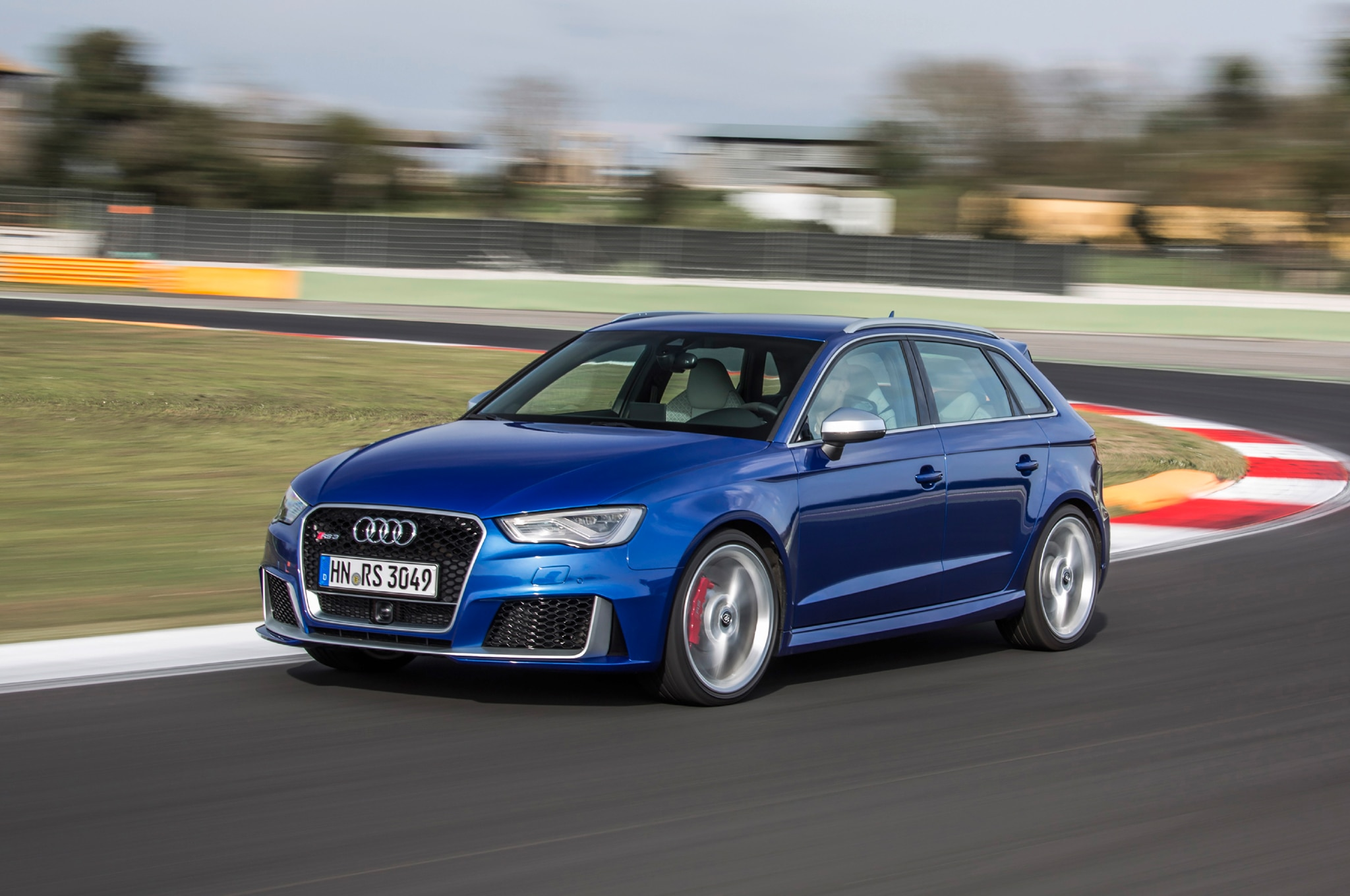 Lapping Le Mans In An Audi Rs 3 Sportback