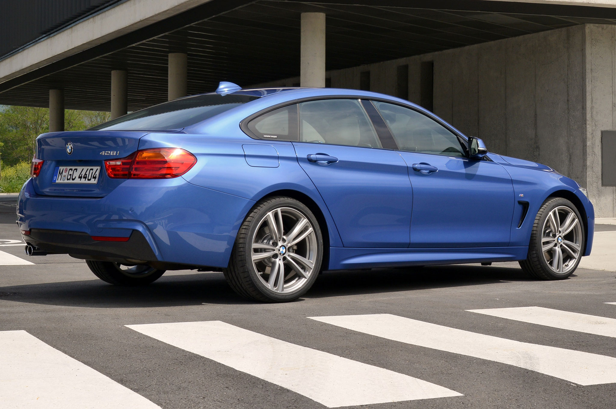 2015 Bmw 428i Gran Coupe Second Drive Review